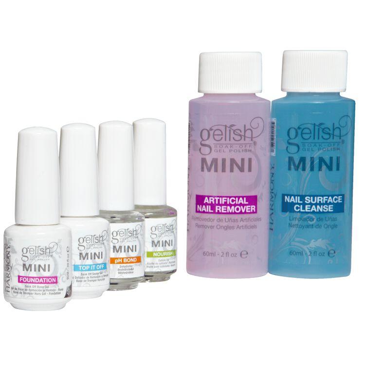 Gelish - MINI Basix Kit