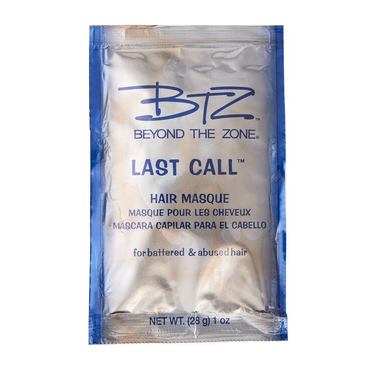 Beyond the Zone - Last Call Hair Masque Packette