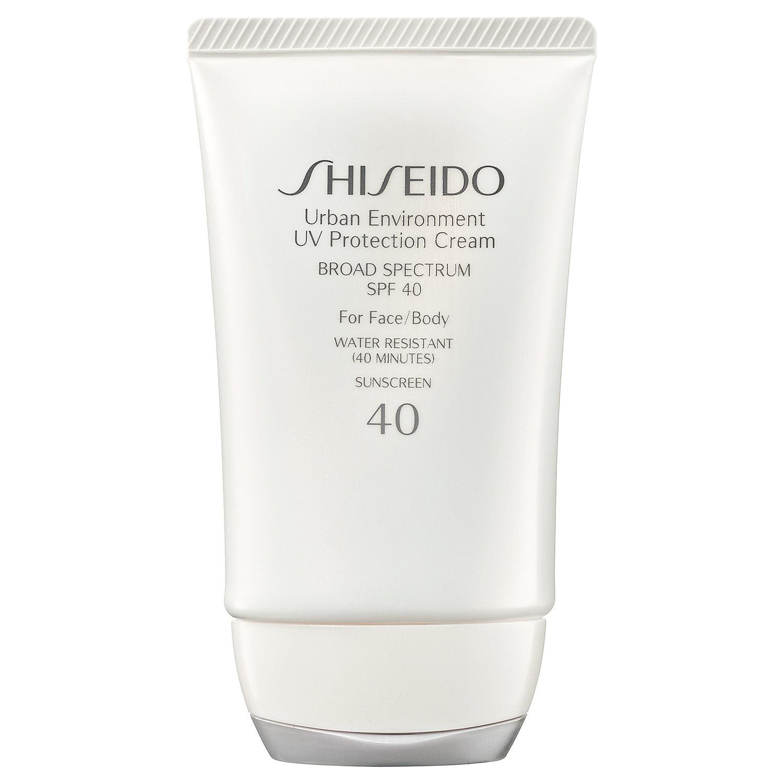 Shiseido - Urban Environment UV Protection Cream Broad Spectrum SPF 40 For Face/Body
