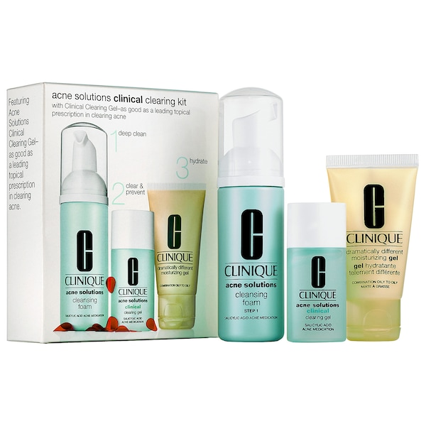 Clinique - Acne Solutions Clinical Clearing Kit