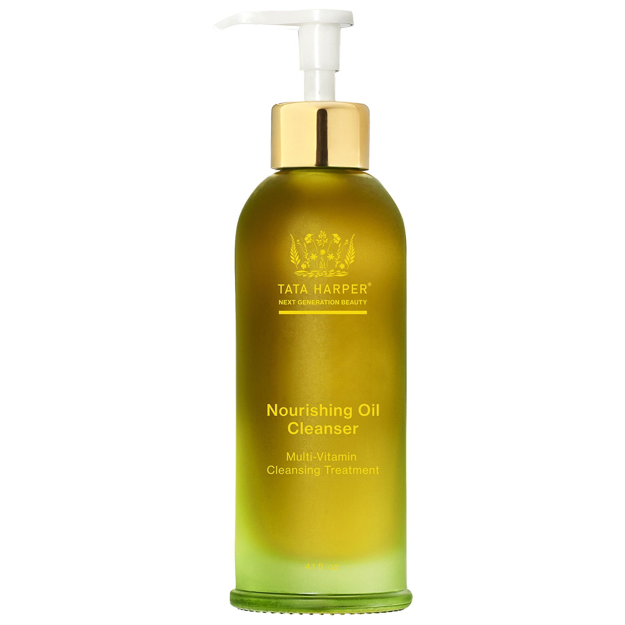 Tata Harper - Nourishing Makeup Removing Oil Cleanser
