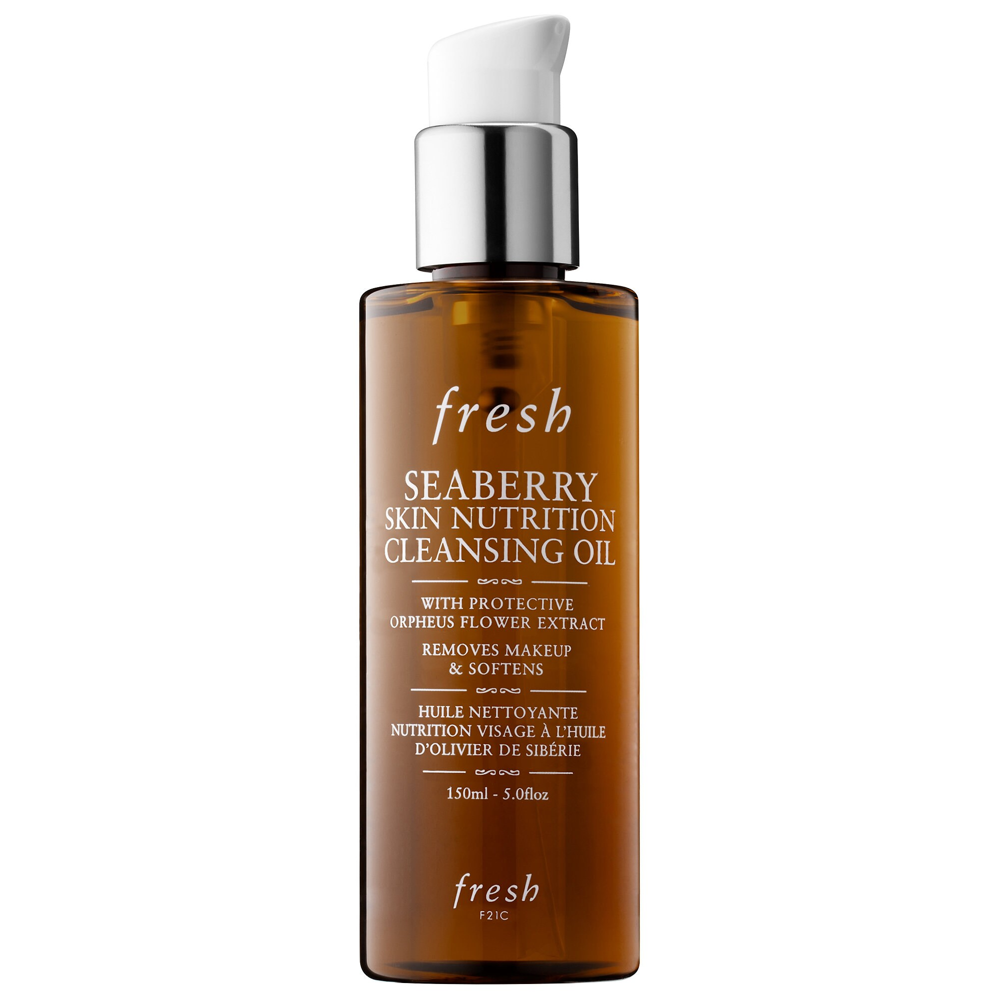 Fresh - Seaberry Skin Nutrition Cleansing Oil