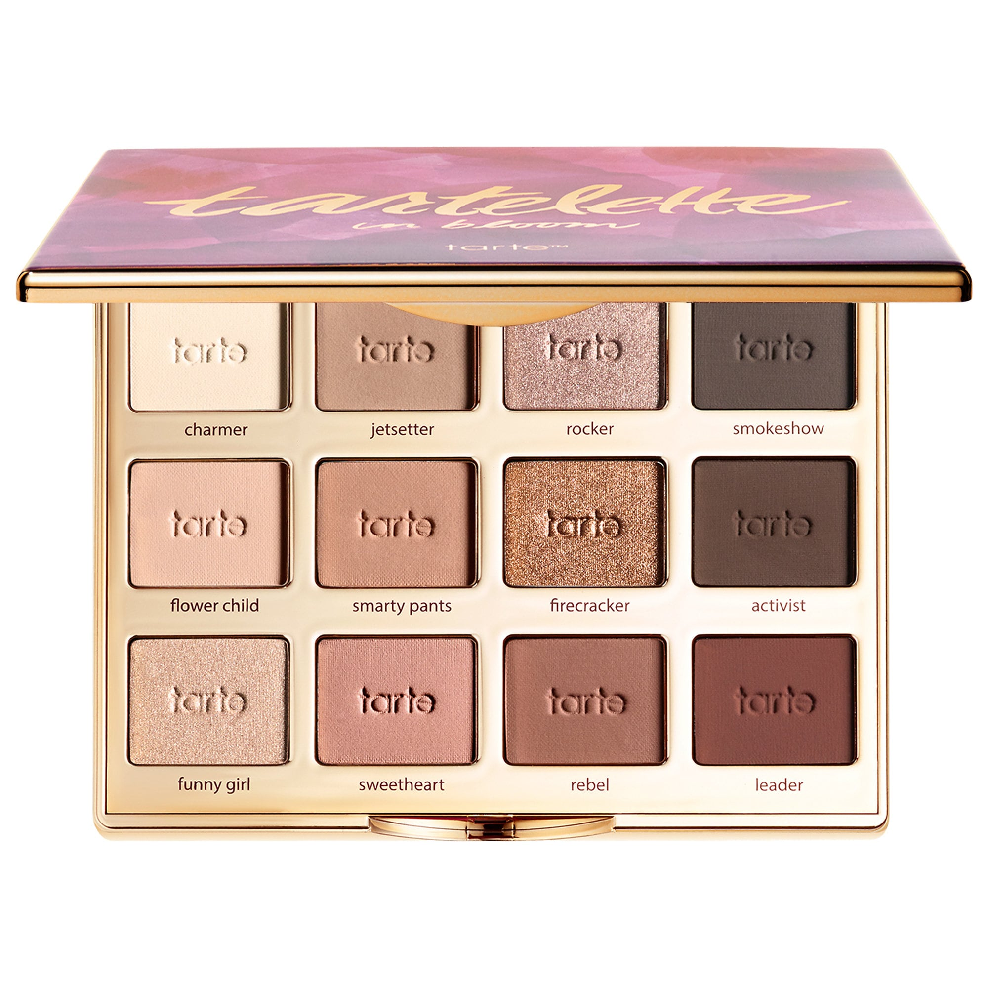Tarte - Tartelette™ In Bloom Clay Eyeshadow Palette