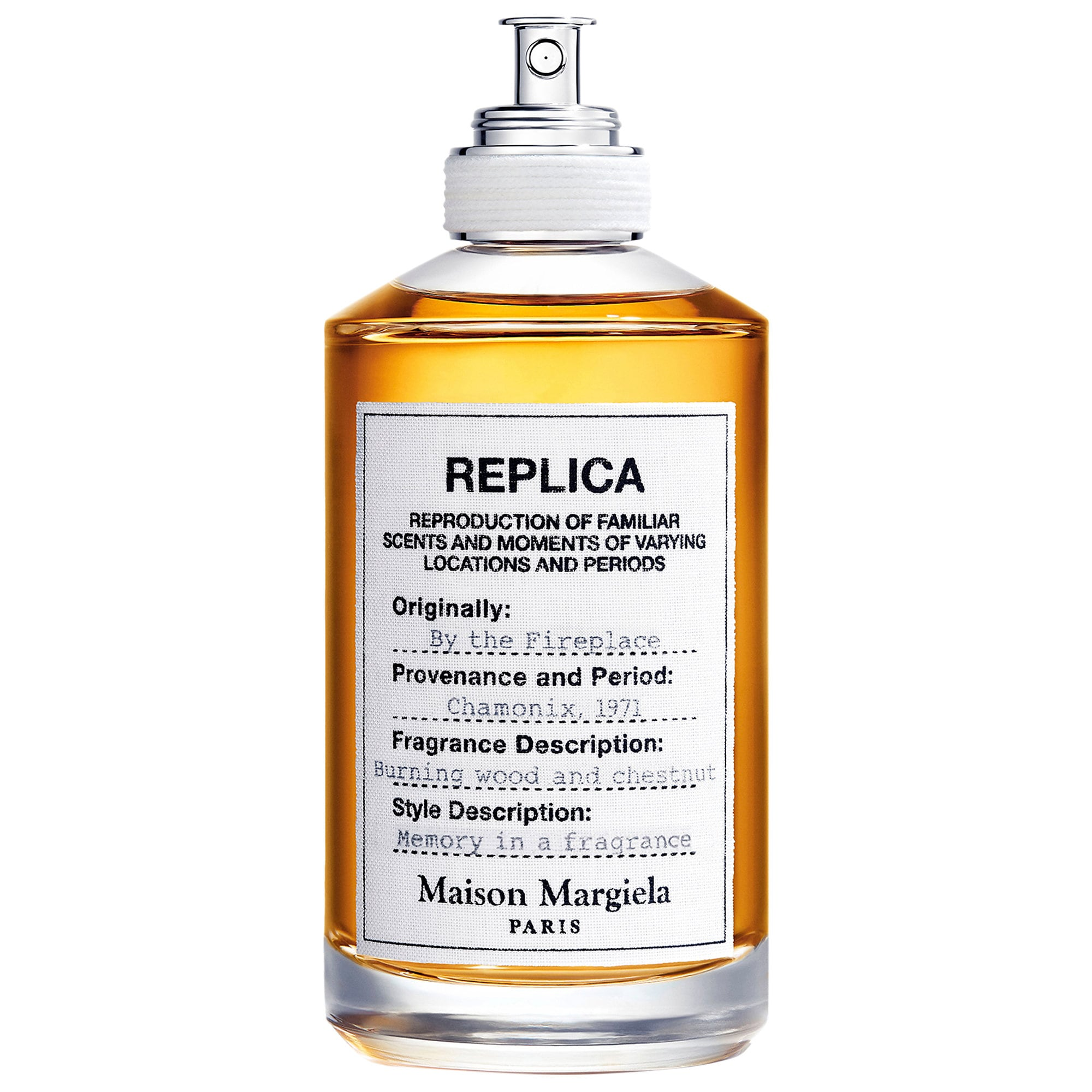 Maison Margiela - 'REPLICA' By the Fireplace