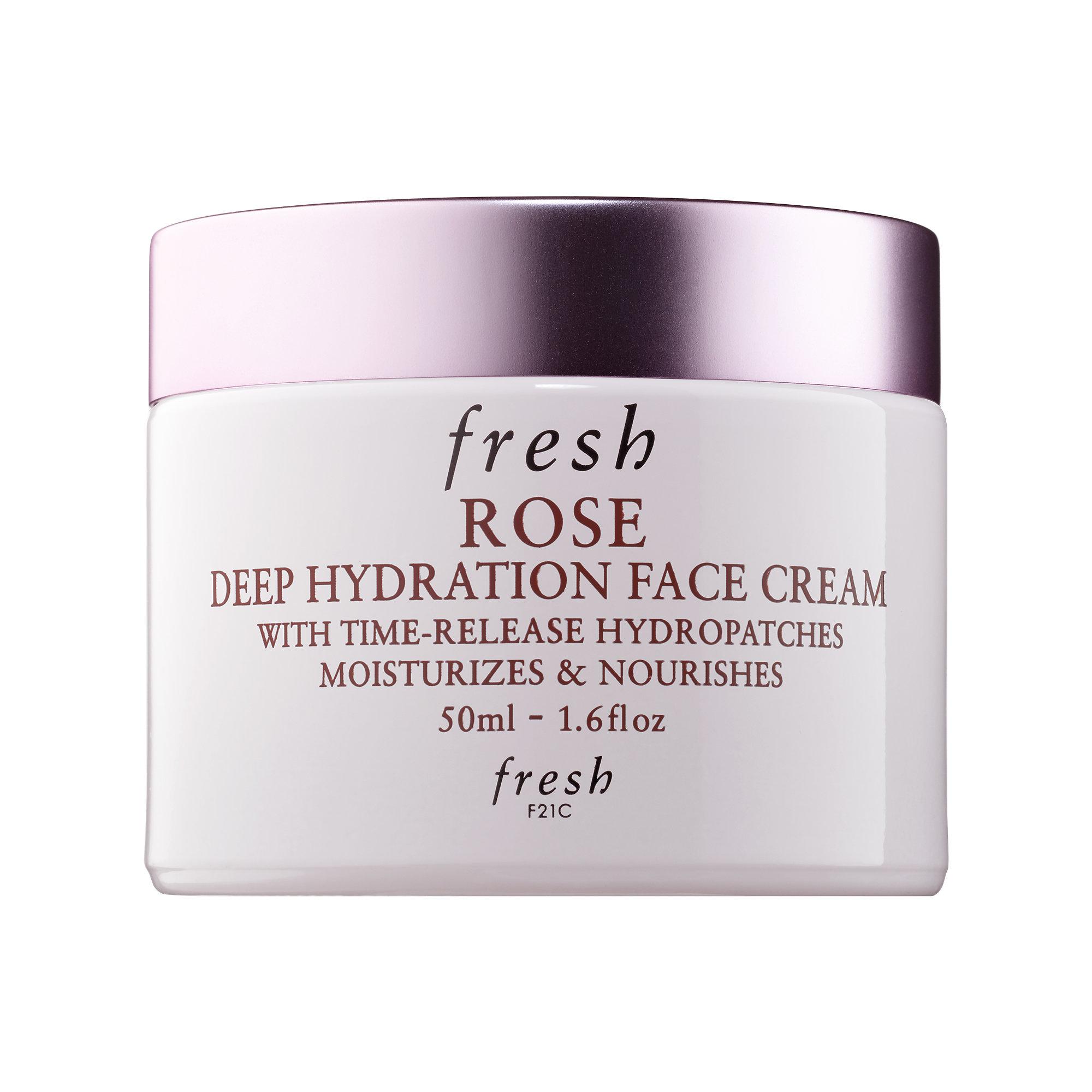 Fresh - Rose Deep Hydration Moisturizer