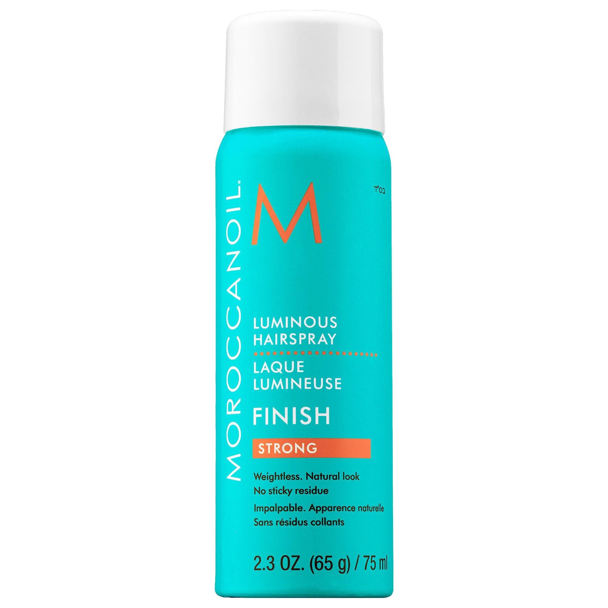 Moroccanoil - Luminous Hairspray Strong Finish
