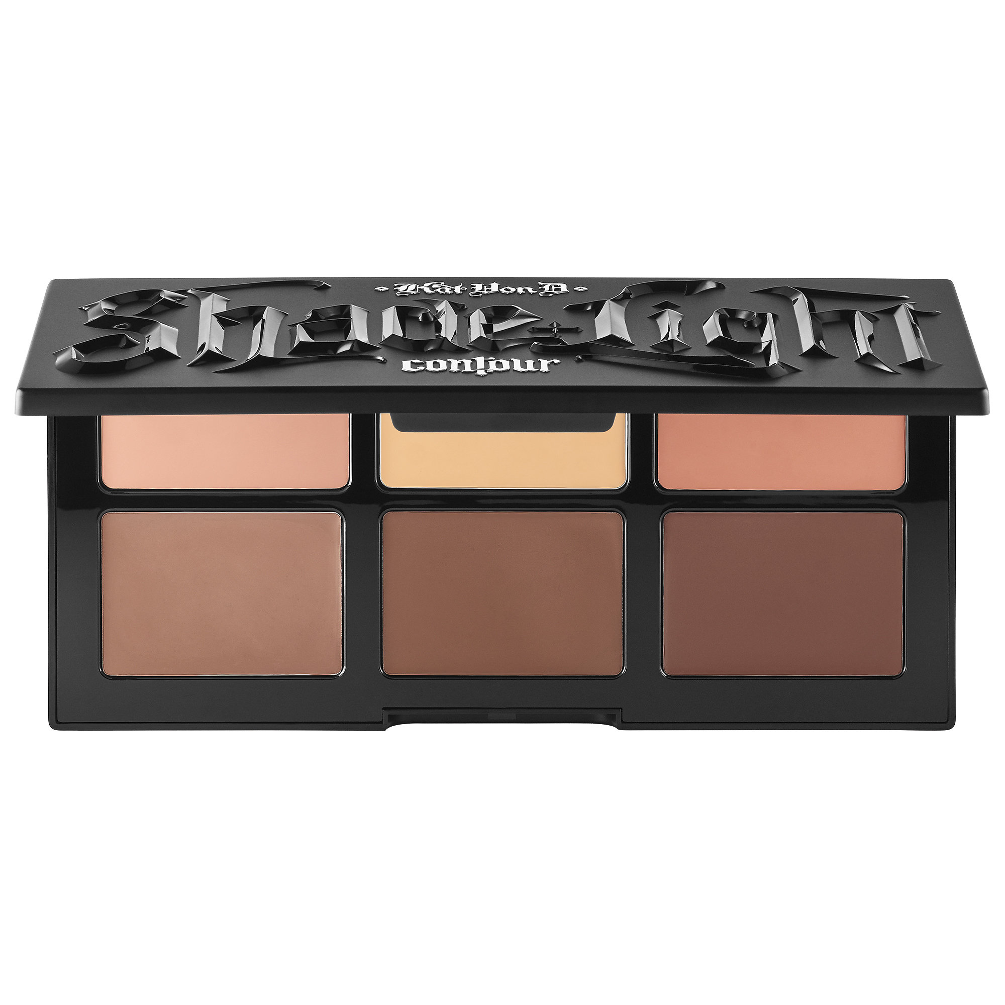 Kvd - Shade + Light Crème Contour Refillable Palette