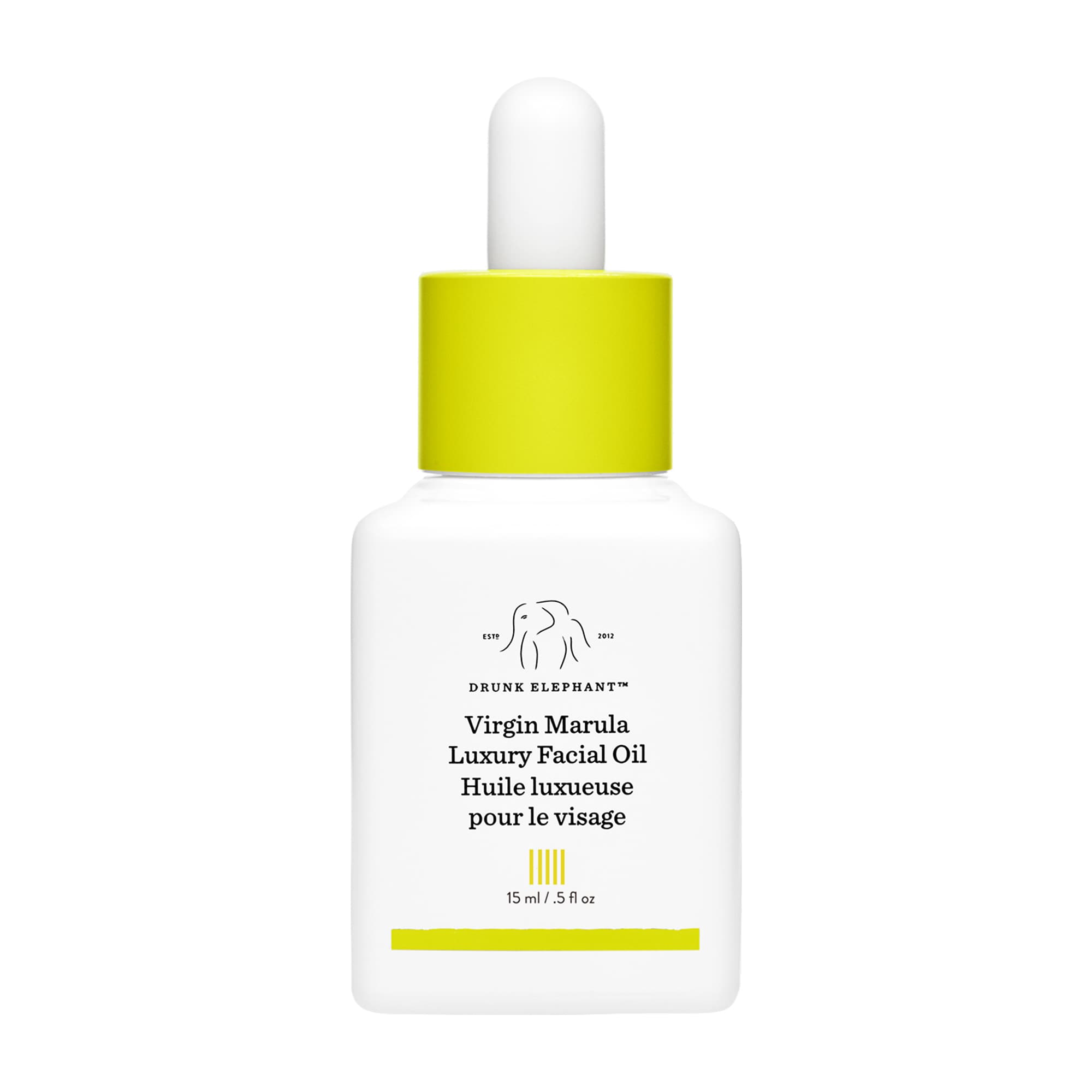 Drunk Elephant Virgin Marula Antioxidant Face Oil
