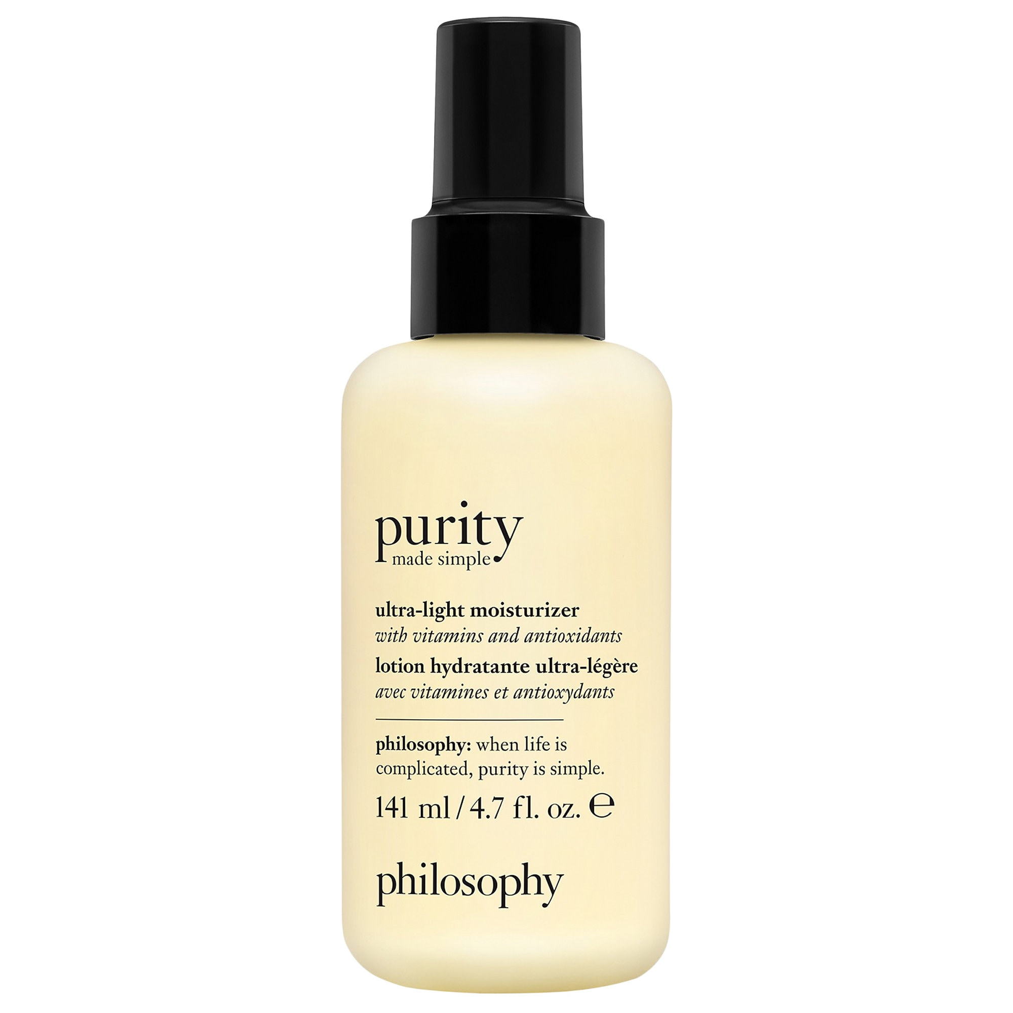philosophy - Purity Made Simple Ultra-Light Moisturizer