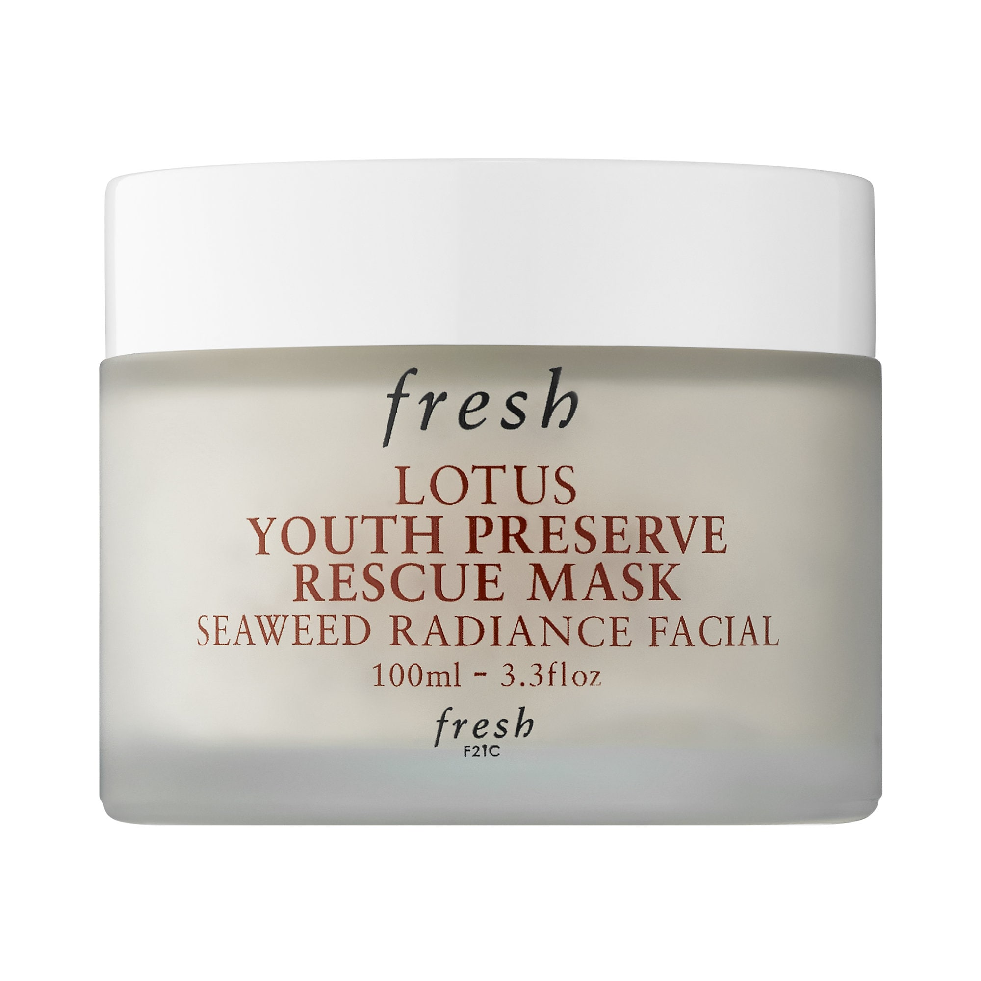 Fresh - Lotus Youth Preserve Rescue Mask