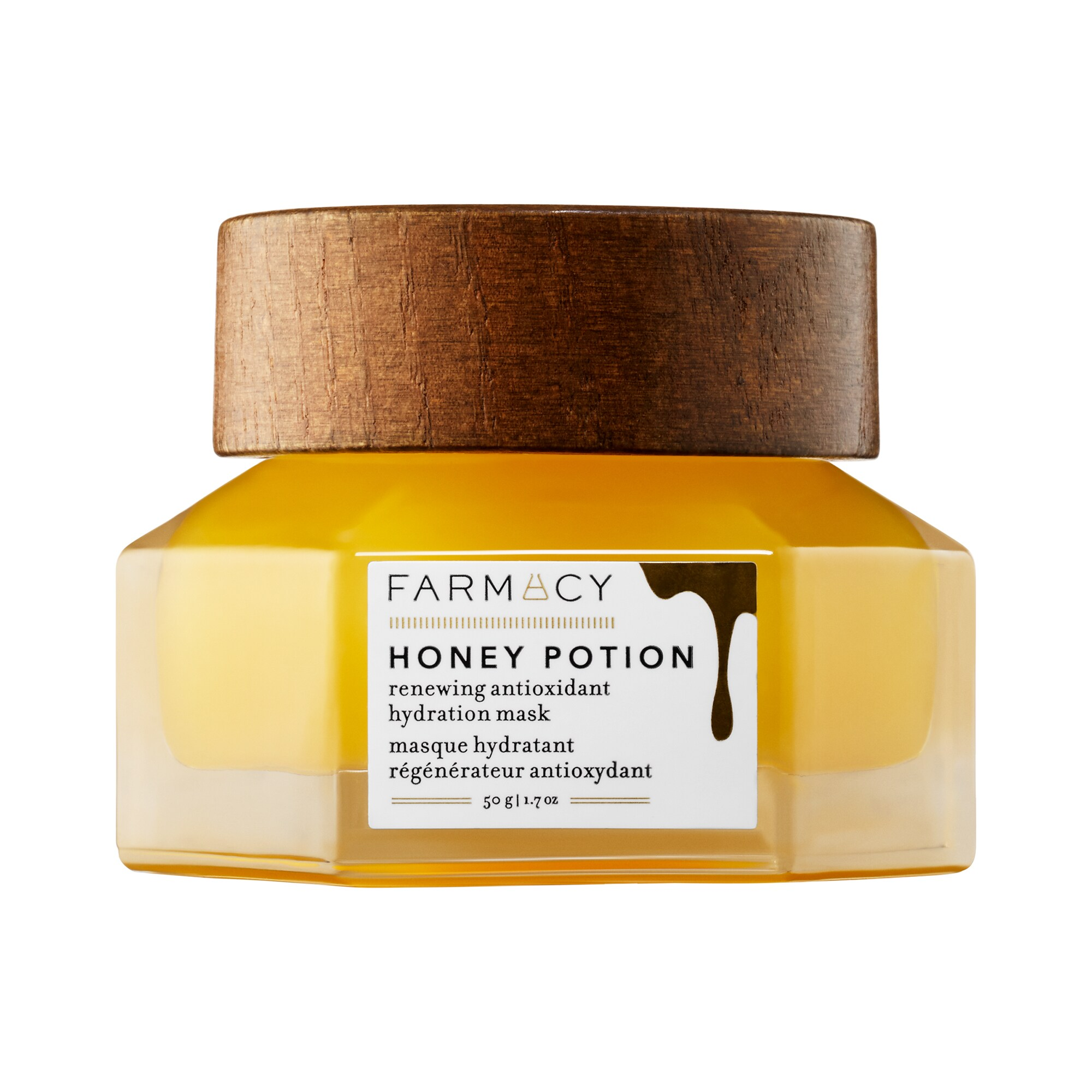 Farmacy - Honey Potion Renewing Antioxidant Hydration Mask with Echinacea GreenEnvy™