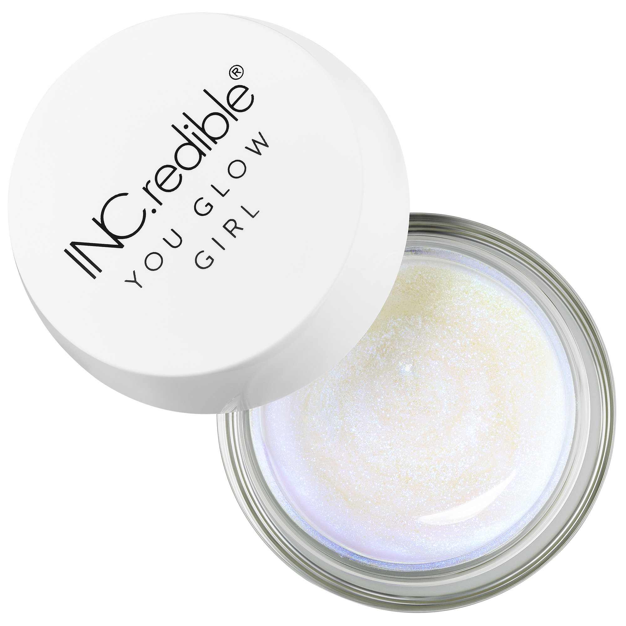 INC.redible - You Glow Girl Iridescent Jelly