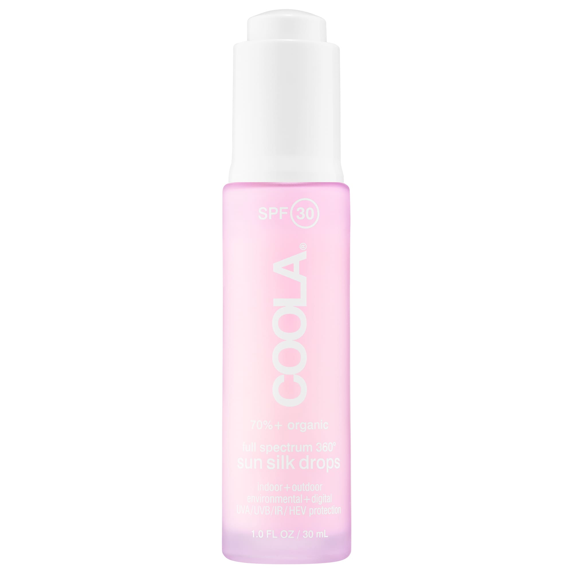Coola - Full Spectrum 360° Sun Silk Drops SPF 30