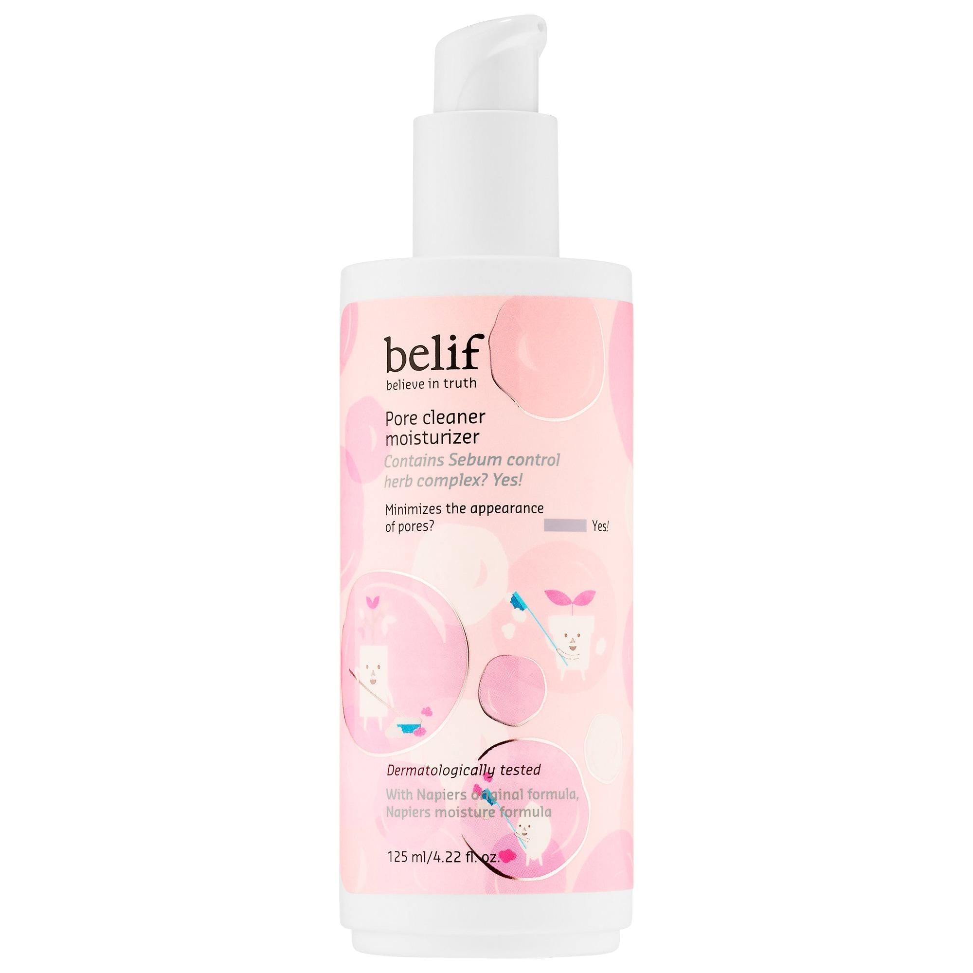 Belif - Pore Cleaner Moisturizer