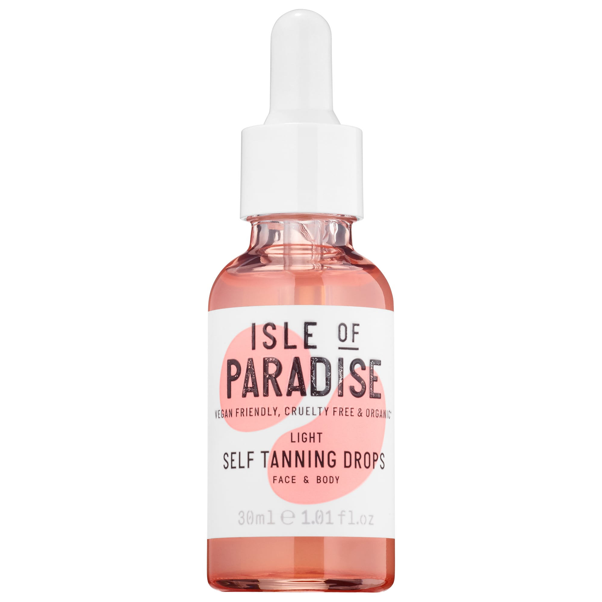 Isle of Paradise - Self Tanning Drops