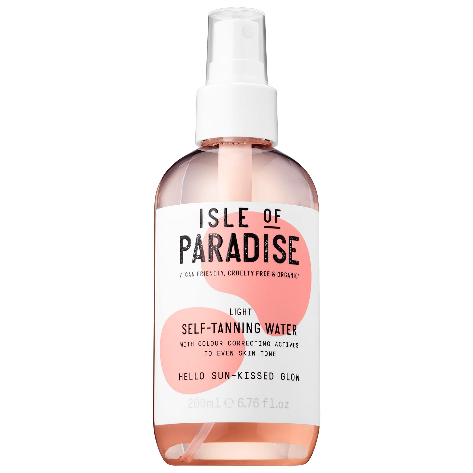 Isle of Paradise - Self-Tanning Water