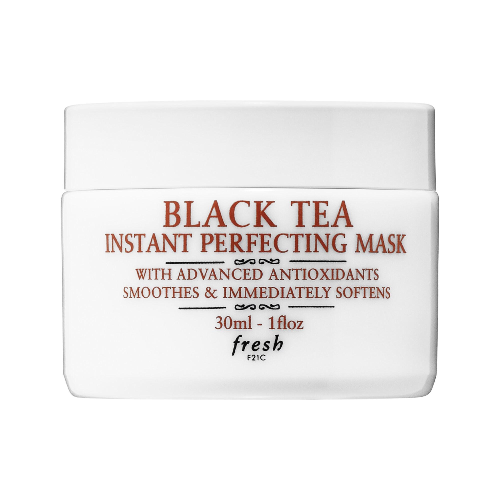 Fresh - Black Tea Instant Hydrating Face Mask