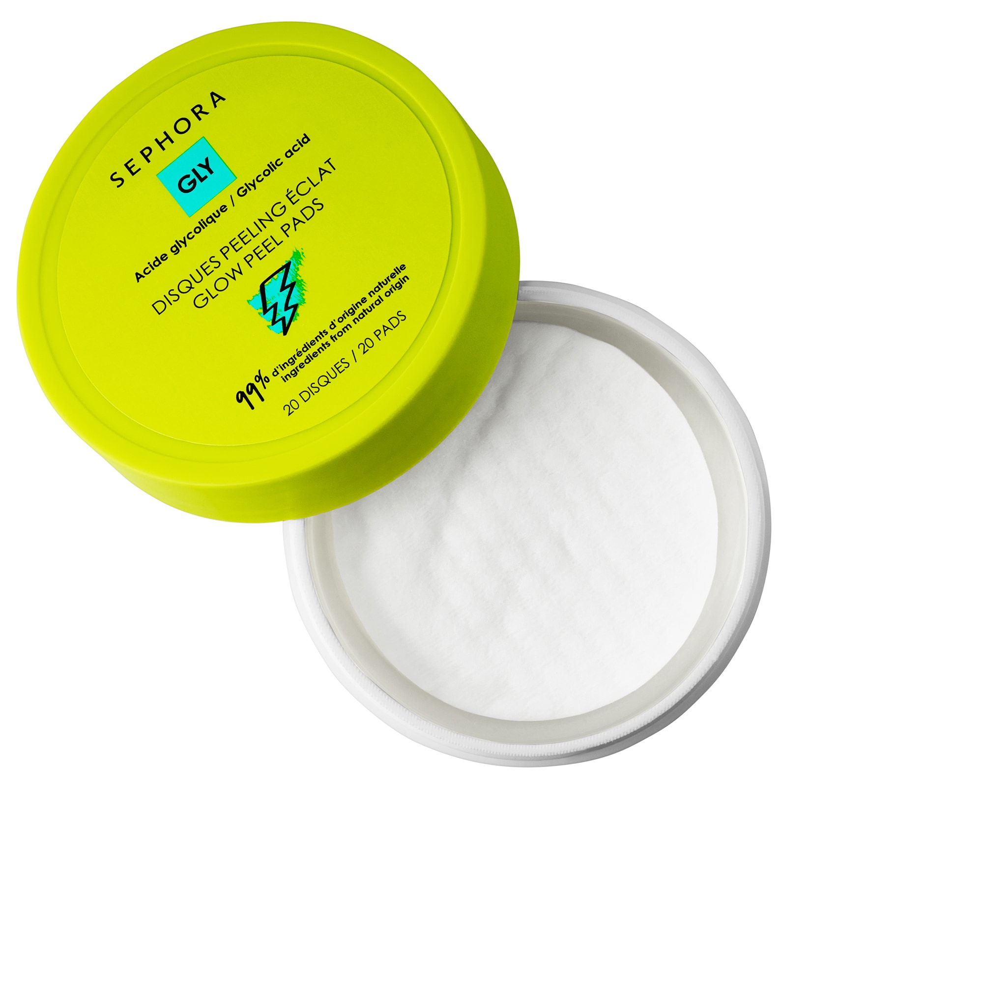 Sephora - Mini Glow Peel Pads
