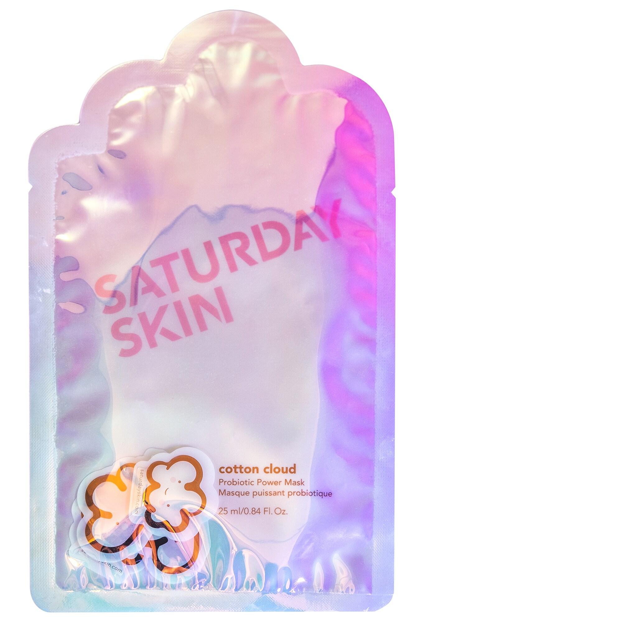 Saturday Skin - Cotton Cloud Probiotic Power Mask