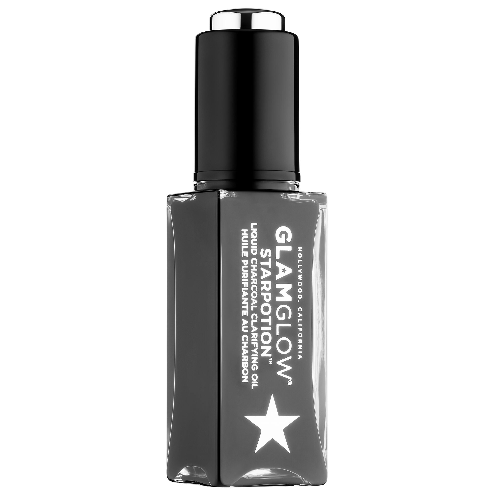 Glamglow - STARPOTION™ Liquid Charcoal Clarifying Oil