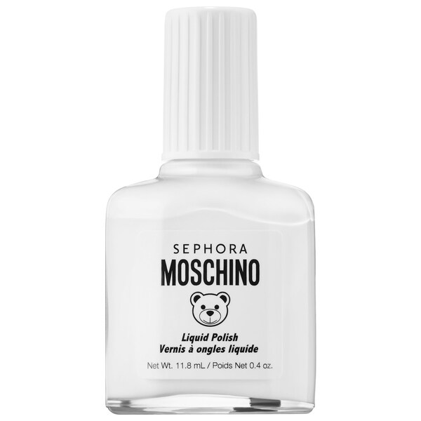 Sephora - MOSCHINO + SEPHORA Liquid Polish