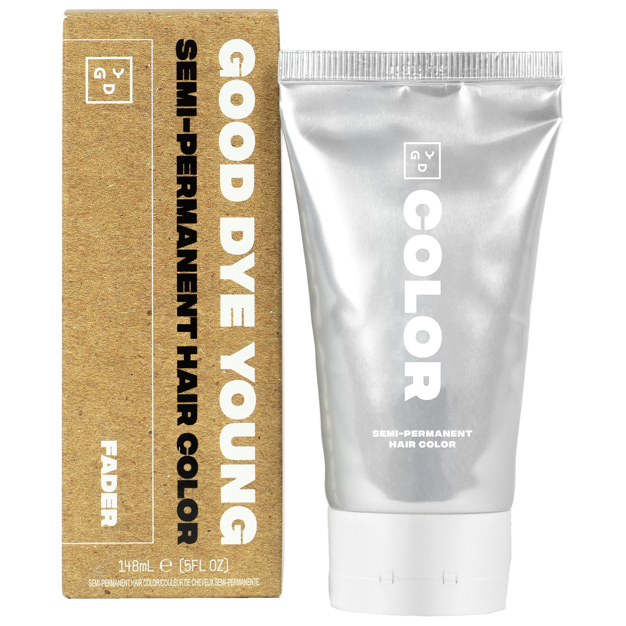 Good Dye Young - Semi-Permanent Hair Color Fader