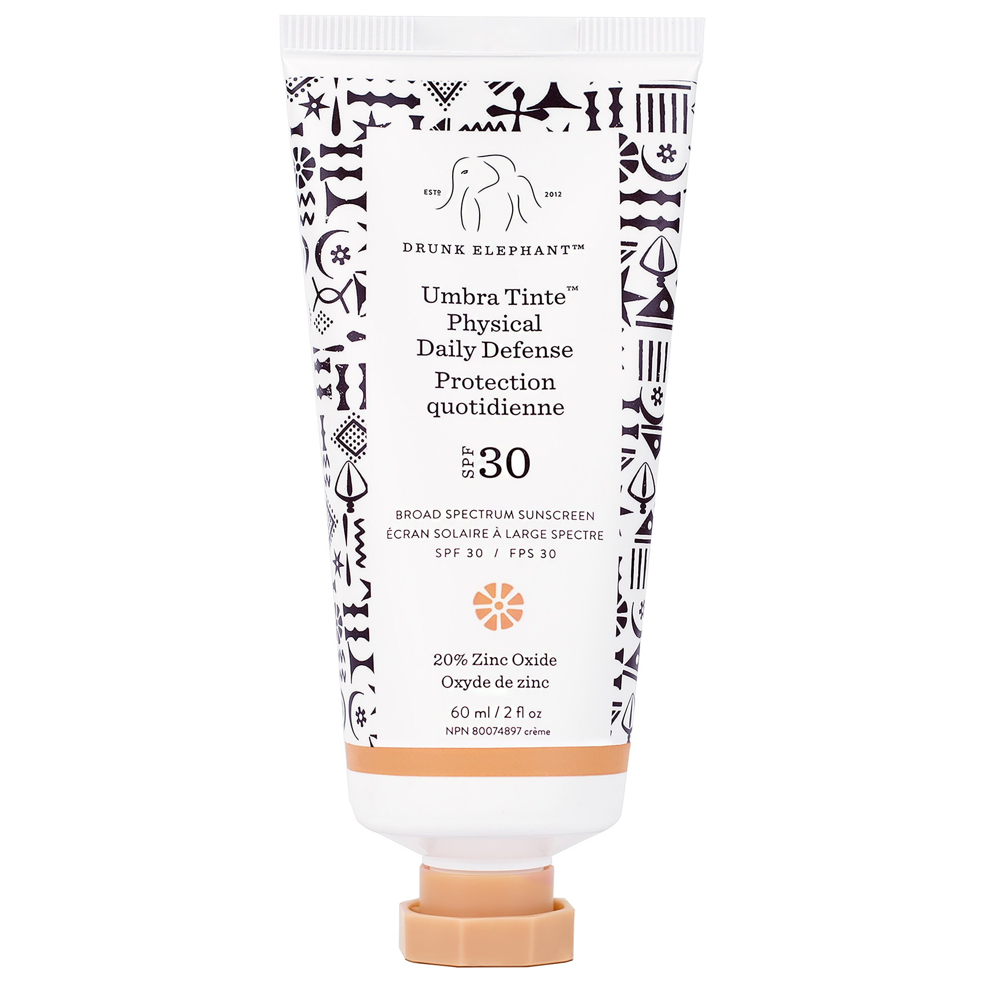 Drunk Elephant - Umbra Tinte Physical Daily Defense Broad Spectrum Sunscreen SPF 30