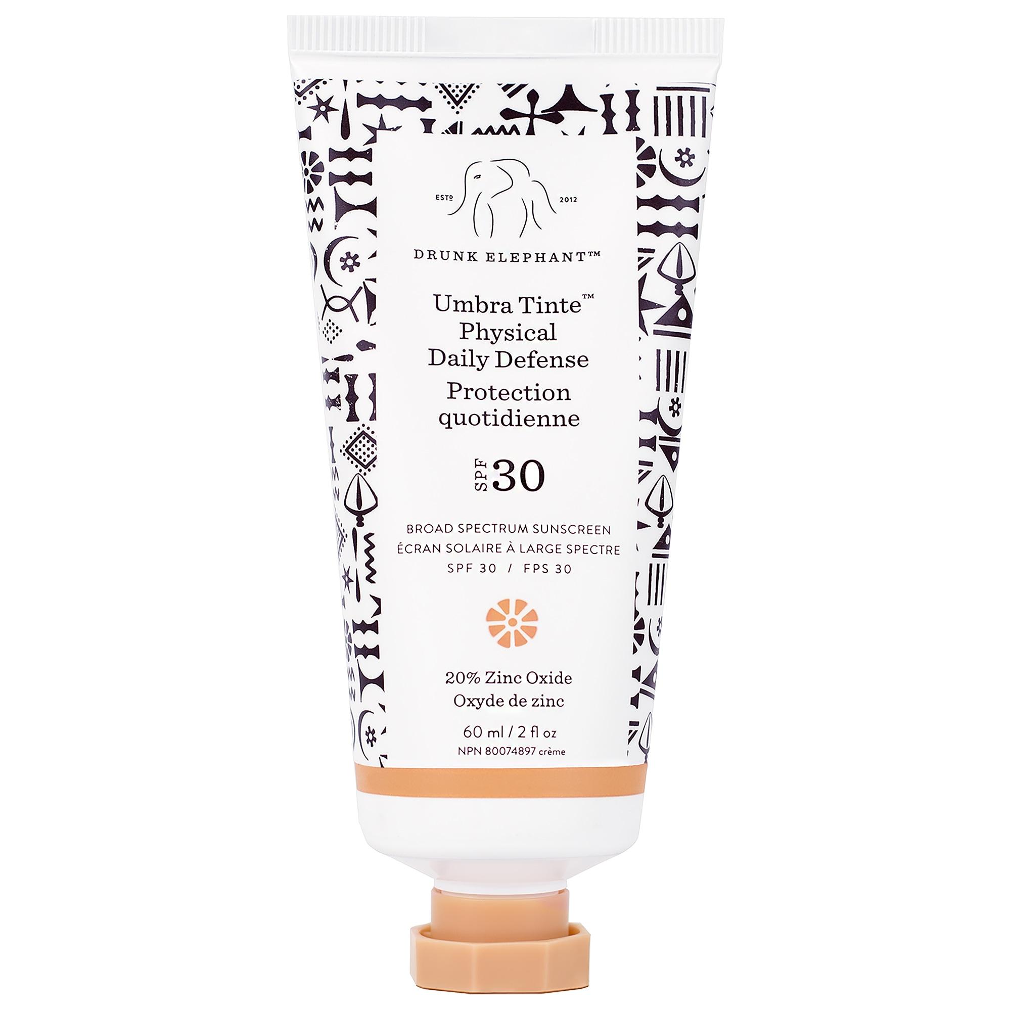 Drunk Elephant - Umbra Tinte Physical Daily Defense Broad Spectrum Sunscreen SPF 30