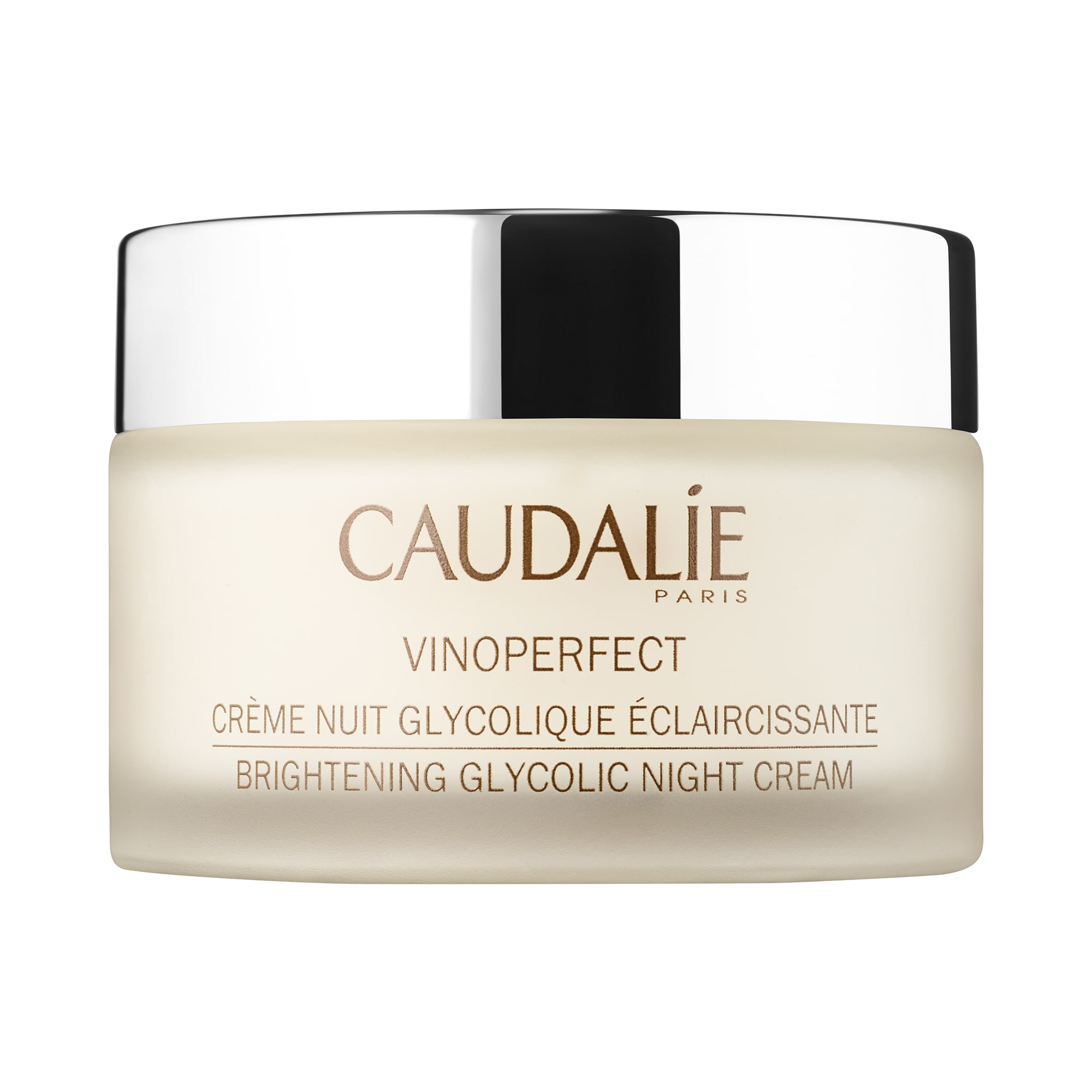 Caudalie - Vinoperfect Brightening Glycolic Overnight Cream