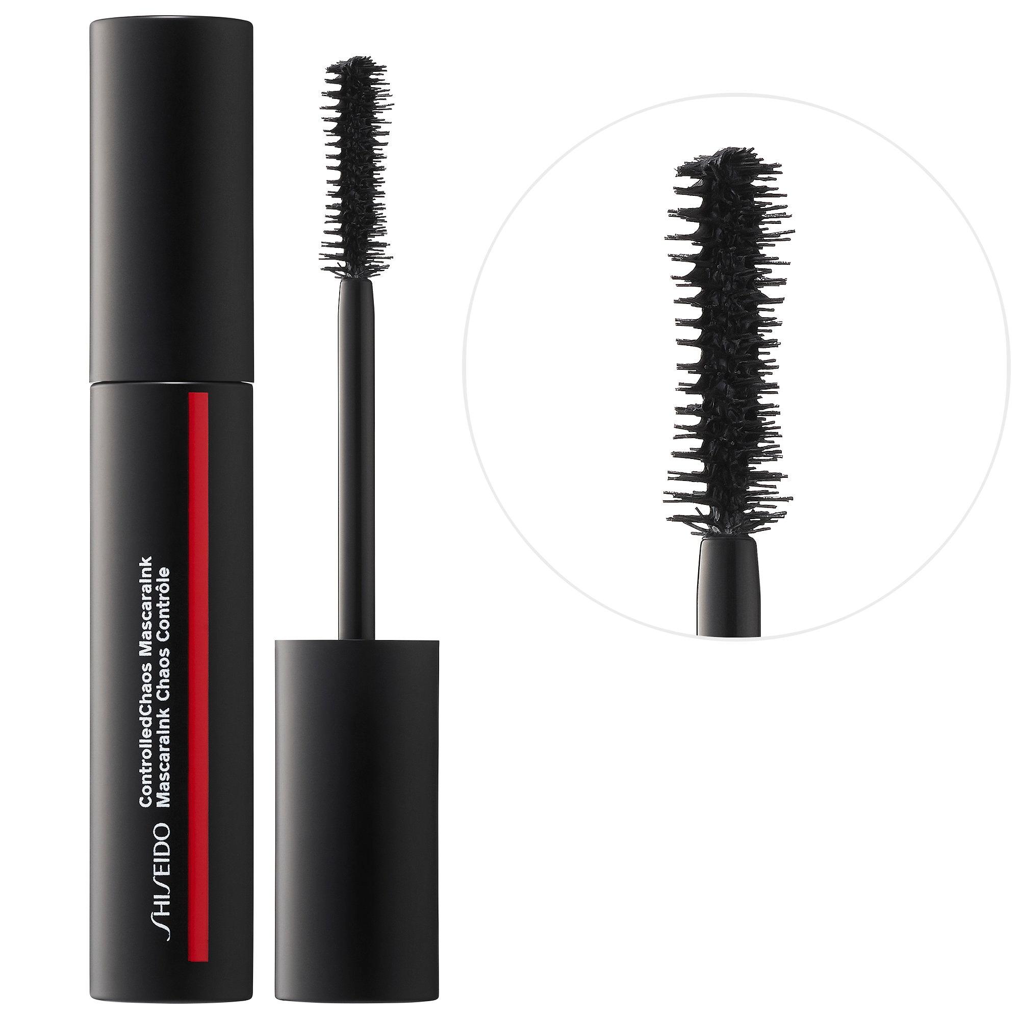 Shiseido - ControlledChaos Volumizing Mascara Ink