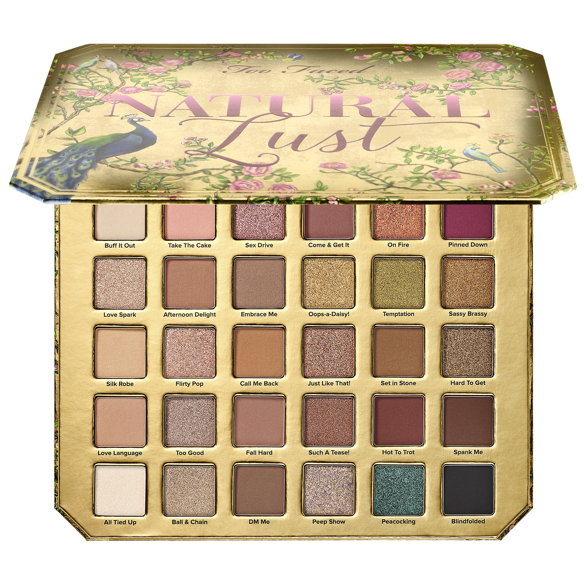 Toofaced - Natural Lust Palette