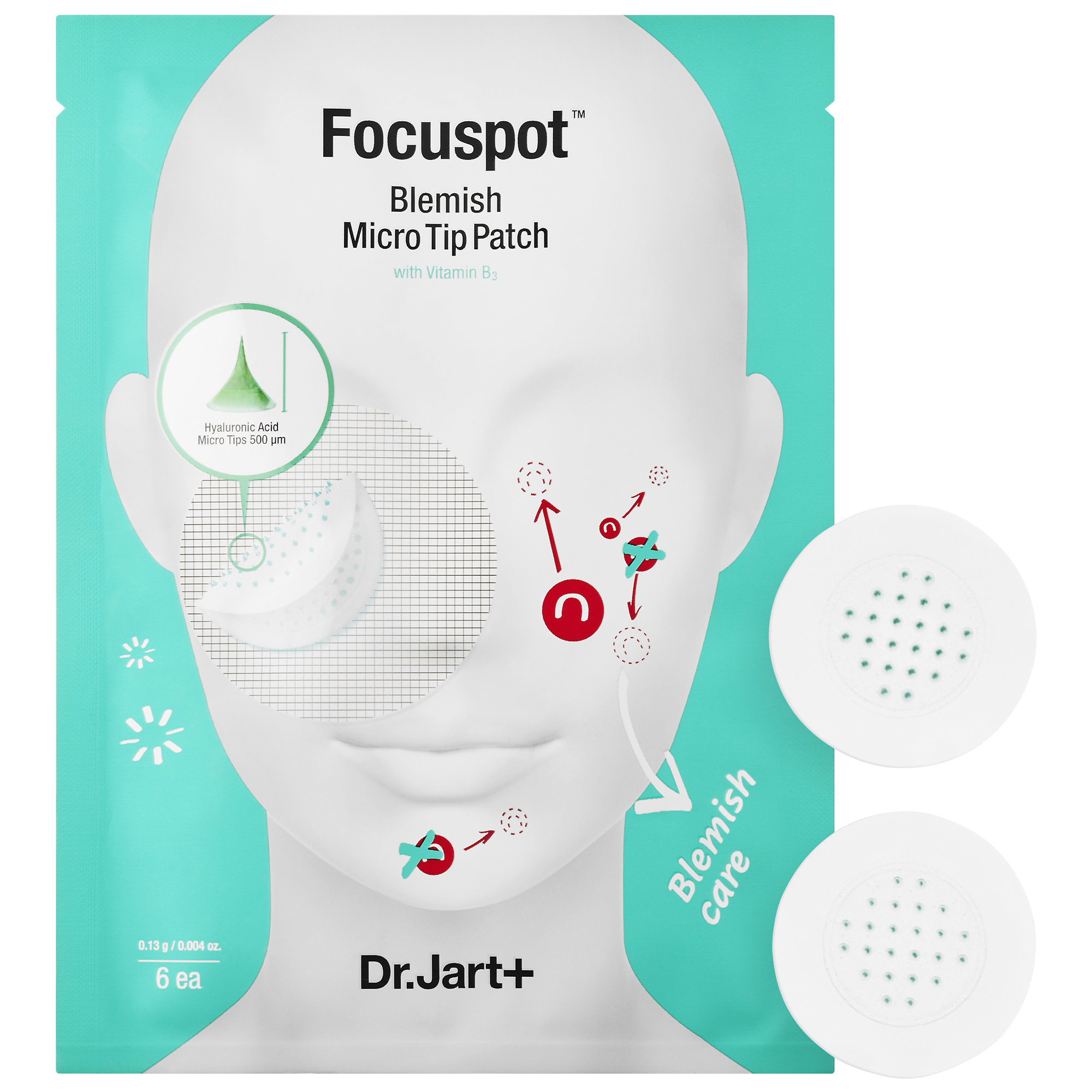 Dr.Jart+ - Focuspot Micro Tip Patches