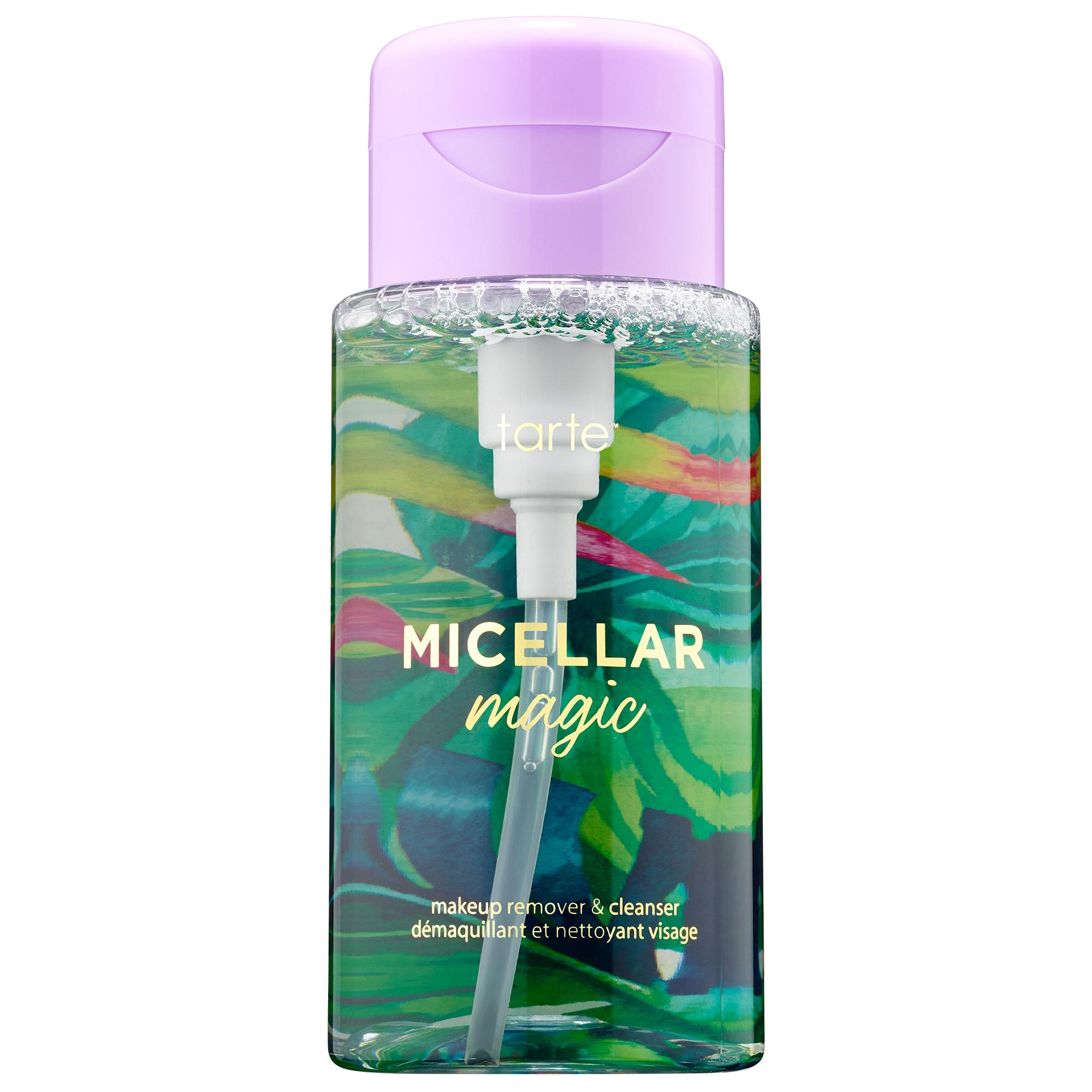 Tarte - Micellar Magic Makeup Remover & Cleanser