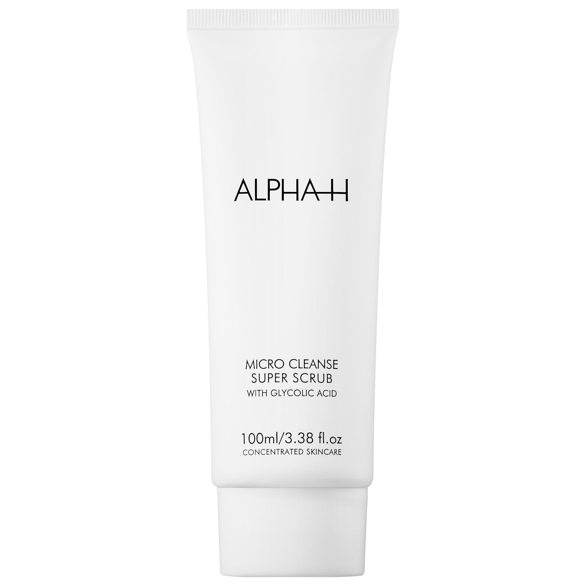 Alpha H - Micro Cleanse Super Scrub