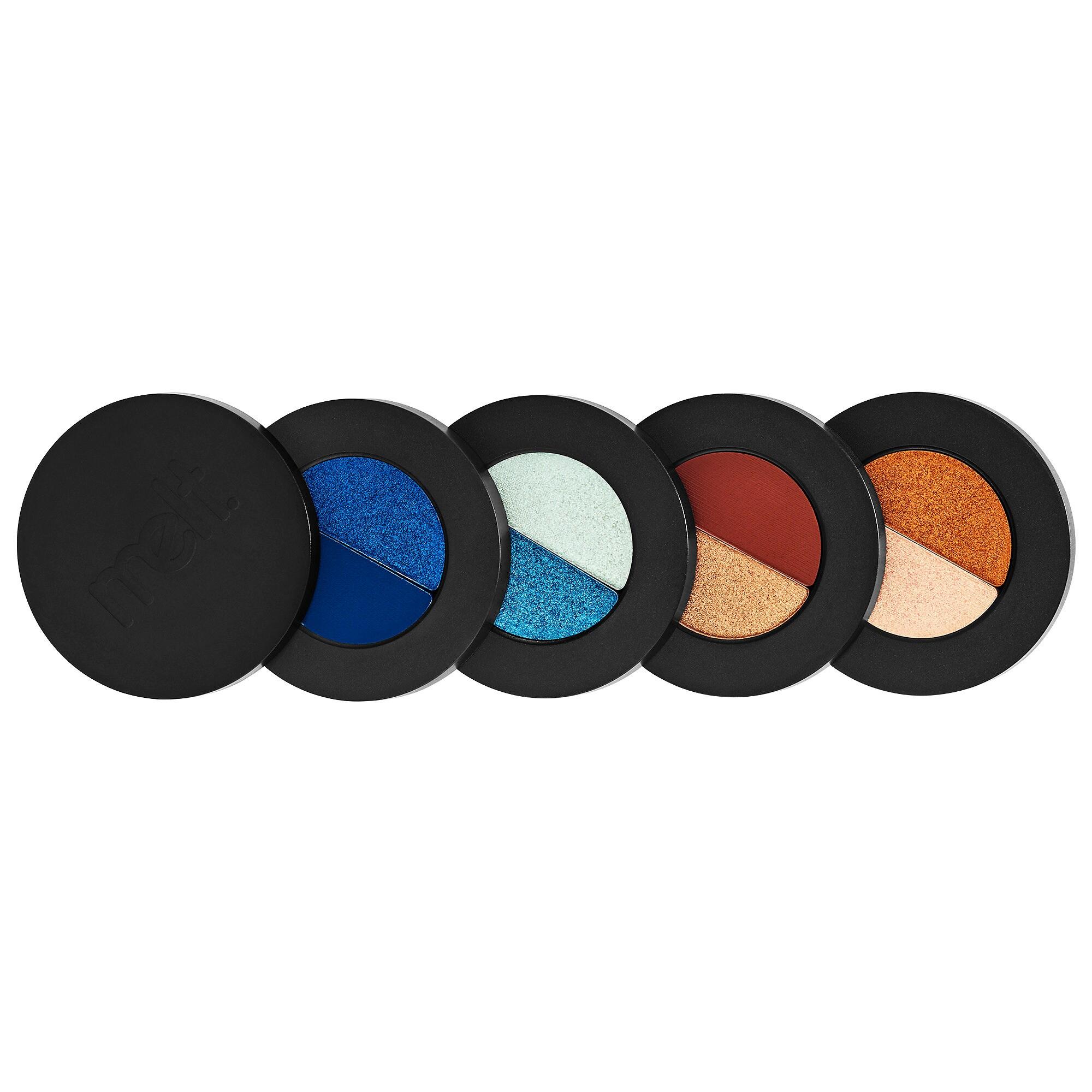 Melt Cosmetics - Blueprint Eyeshadow Palette Stack