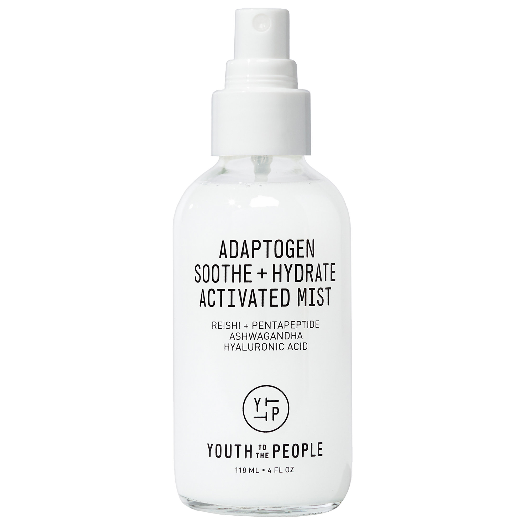 Youth to the People - Adaptogen Soothe + Hydrate Activated Mist with Reishi + Ashwagandha