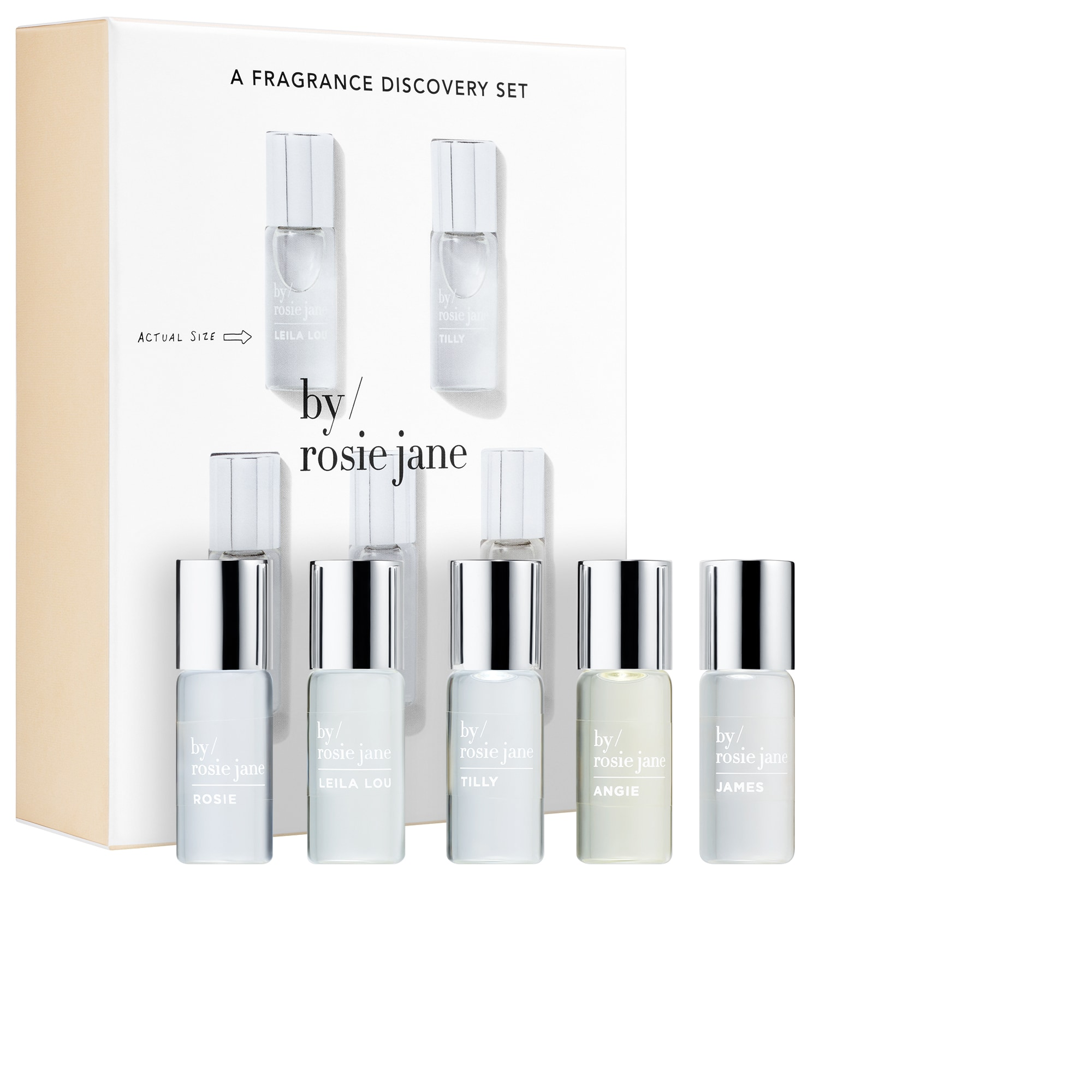 By Rosie Jane - Mini Perfume Discovery Set