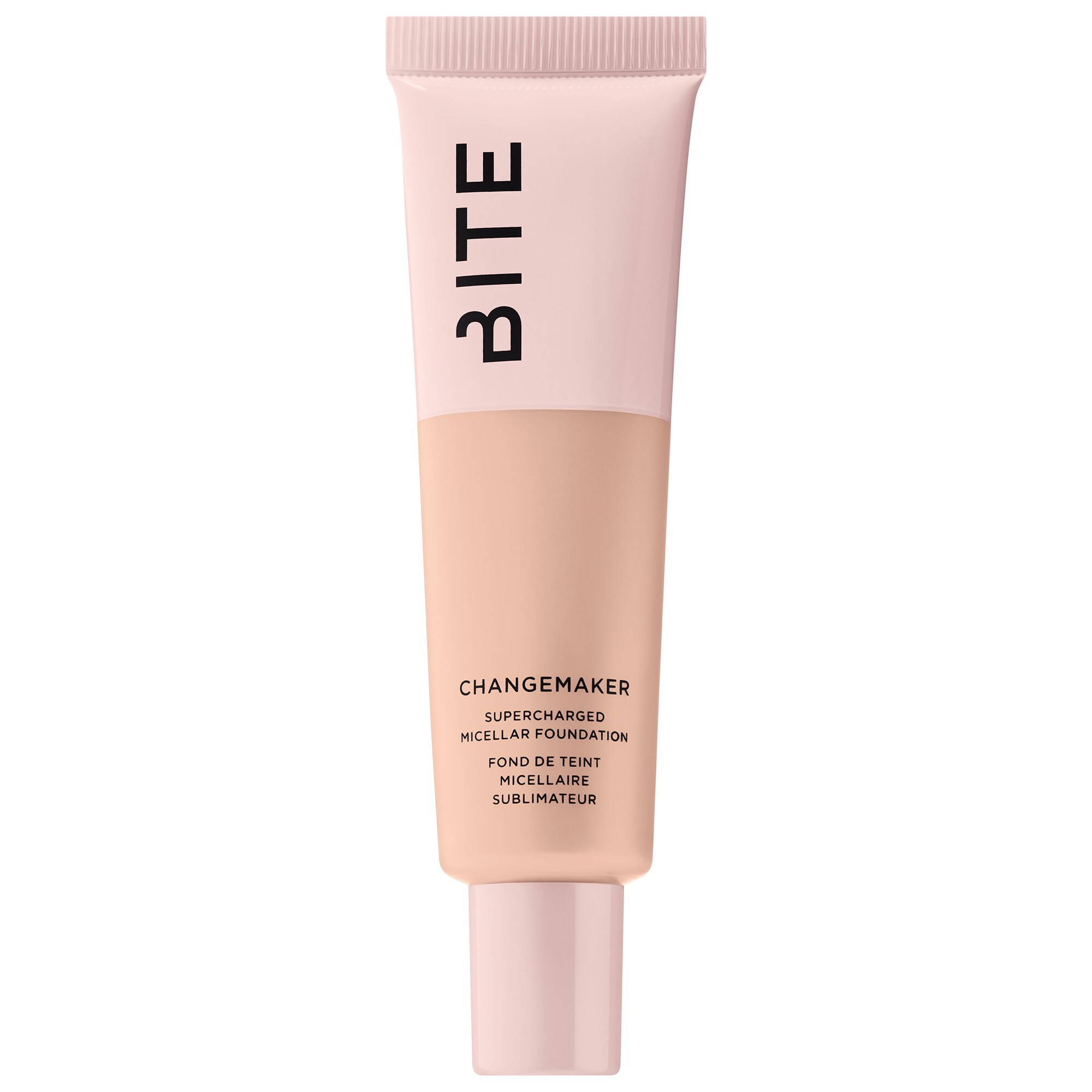 Bite - Changemaker Supercharged Micellar Foundation