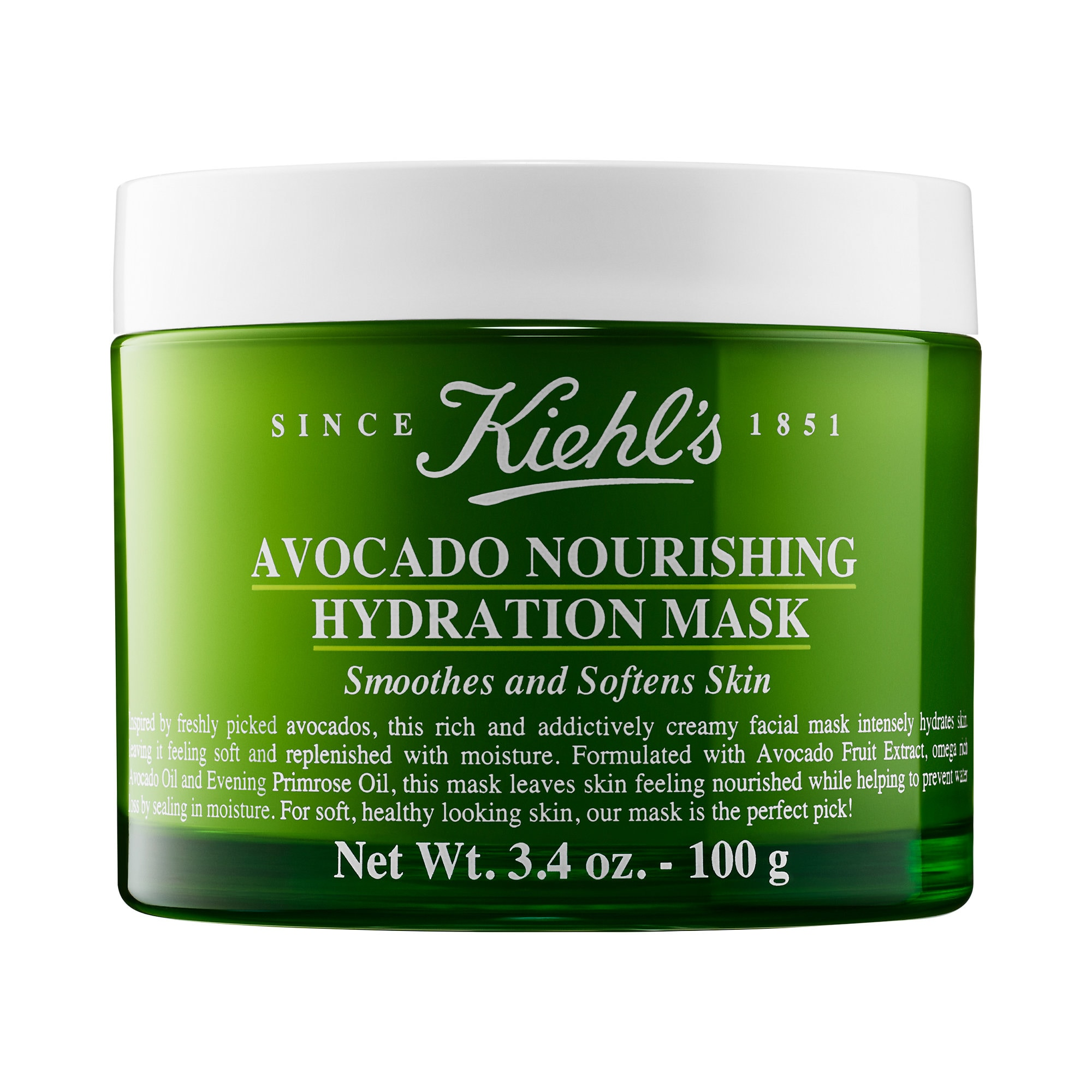 Kiehl's - Avocado Nourishing Hydration Mask