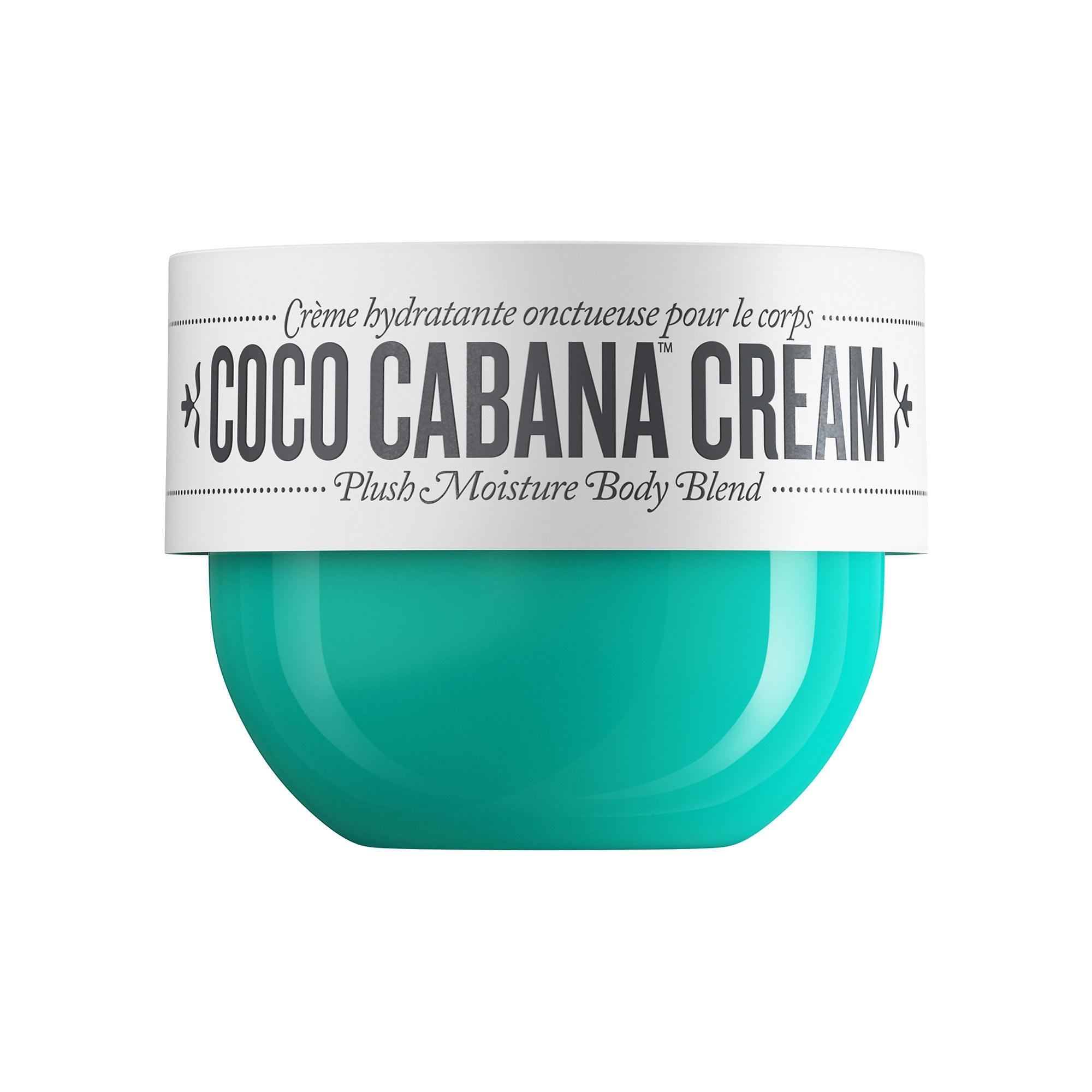 Sol De Janeiro - Coco Cabana Body Cream - With New Coconut Scent and Plush Moisture