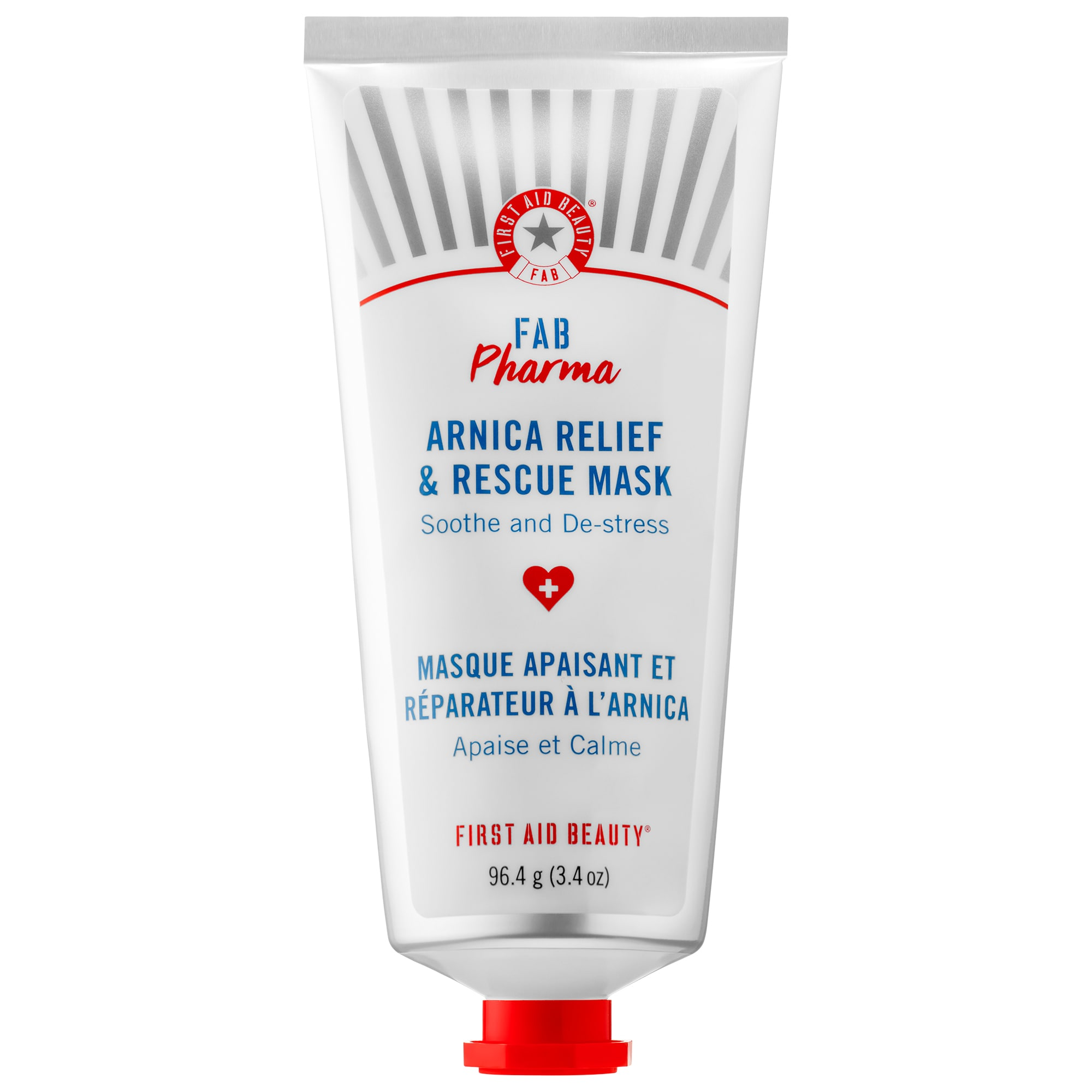 First Aid Beauty - FAB Pharma Arnica Relief & Rescue Mask