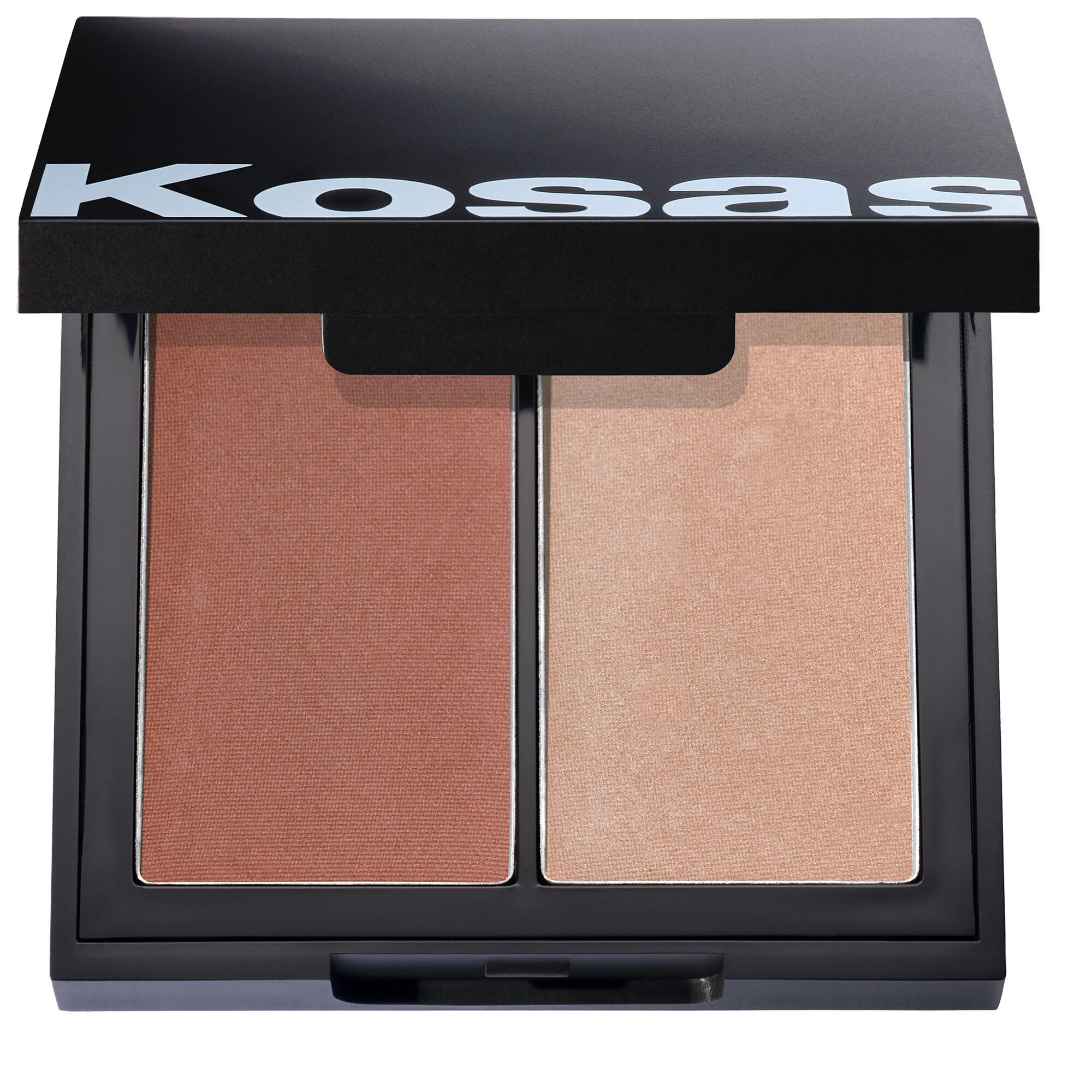 Kosas - Color & Light: Pressed Powder Blush & Highlighter Duo