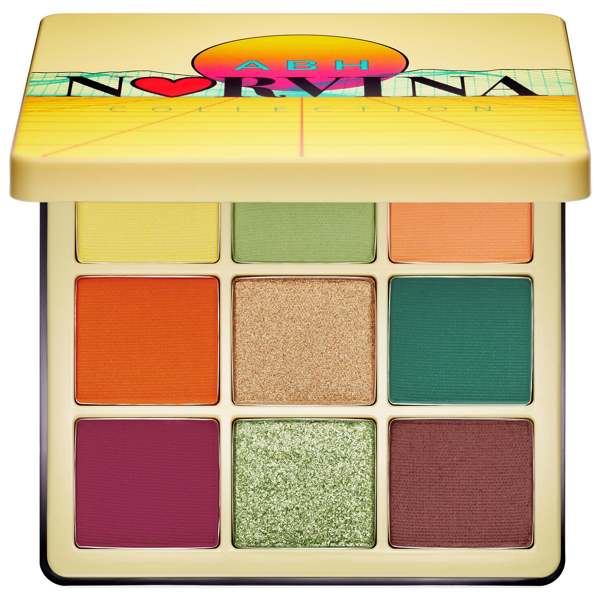 Anastasia Beverly Hills - Norvina® Mini Pro Pigment Palette Vol. 2
