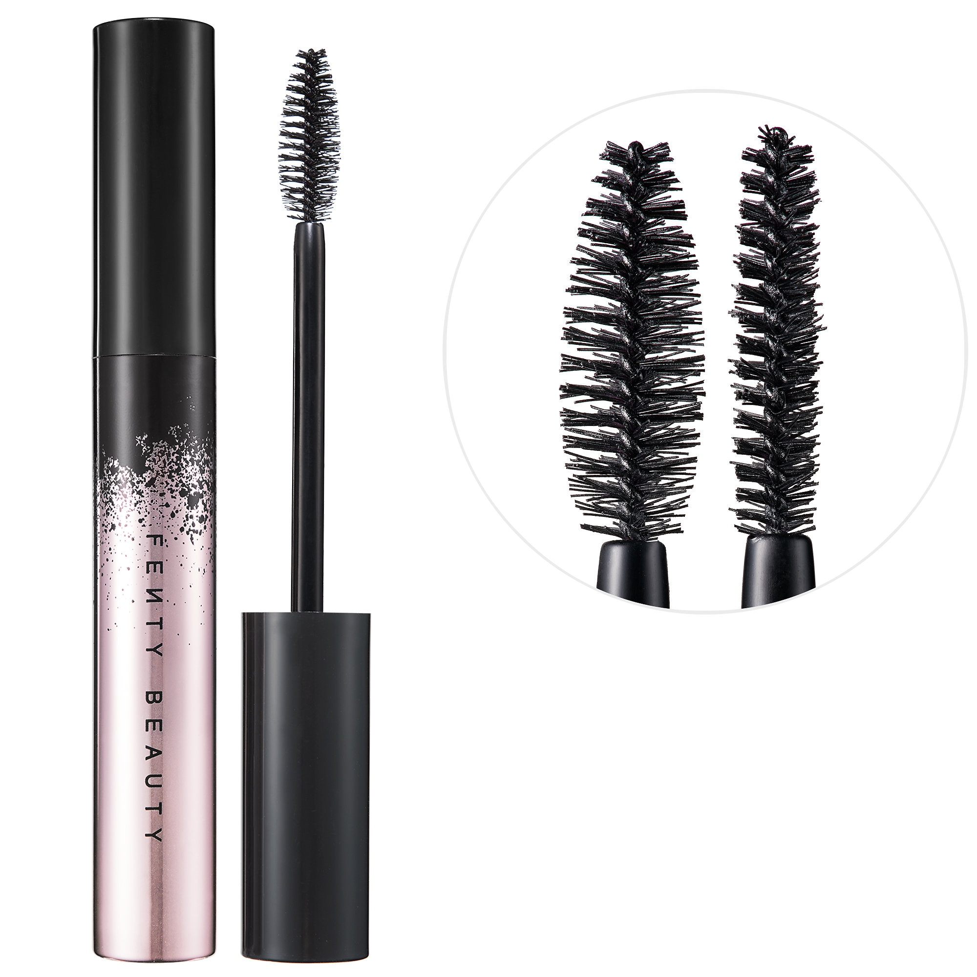 Fenty - Full Frontal Volume, Lift & Curl Mascara