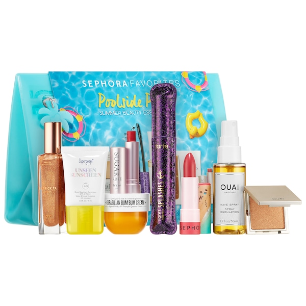 Sephora - Mini Summer Makeup Essentials Set