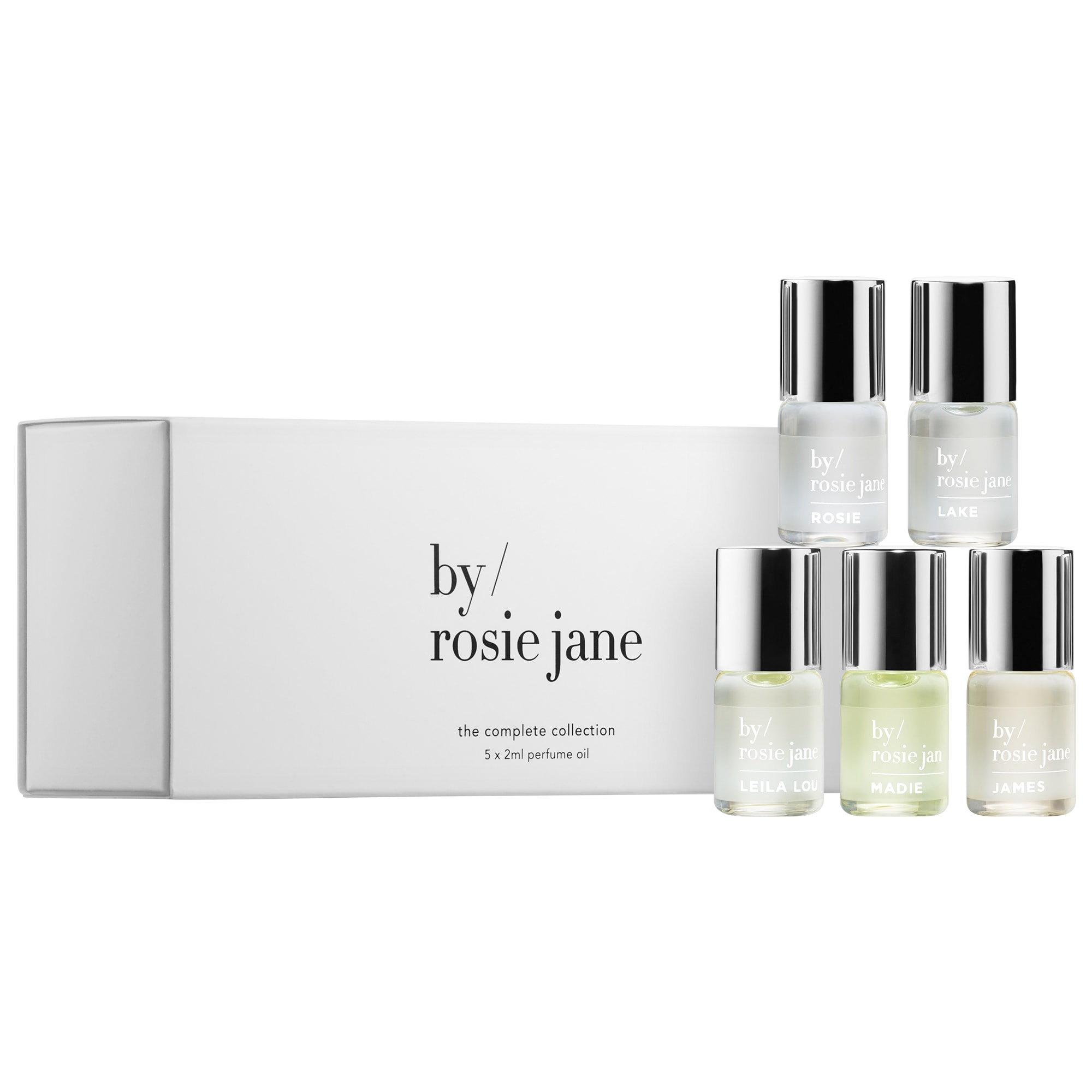 By Rosie Jane - The Complete Mini Oil Collection Set