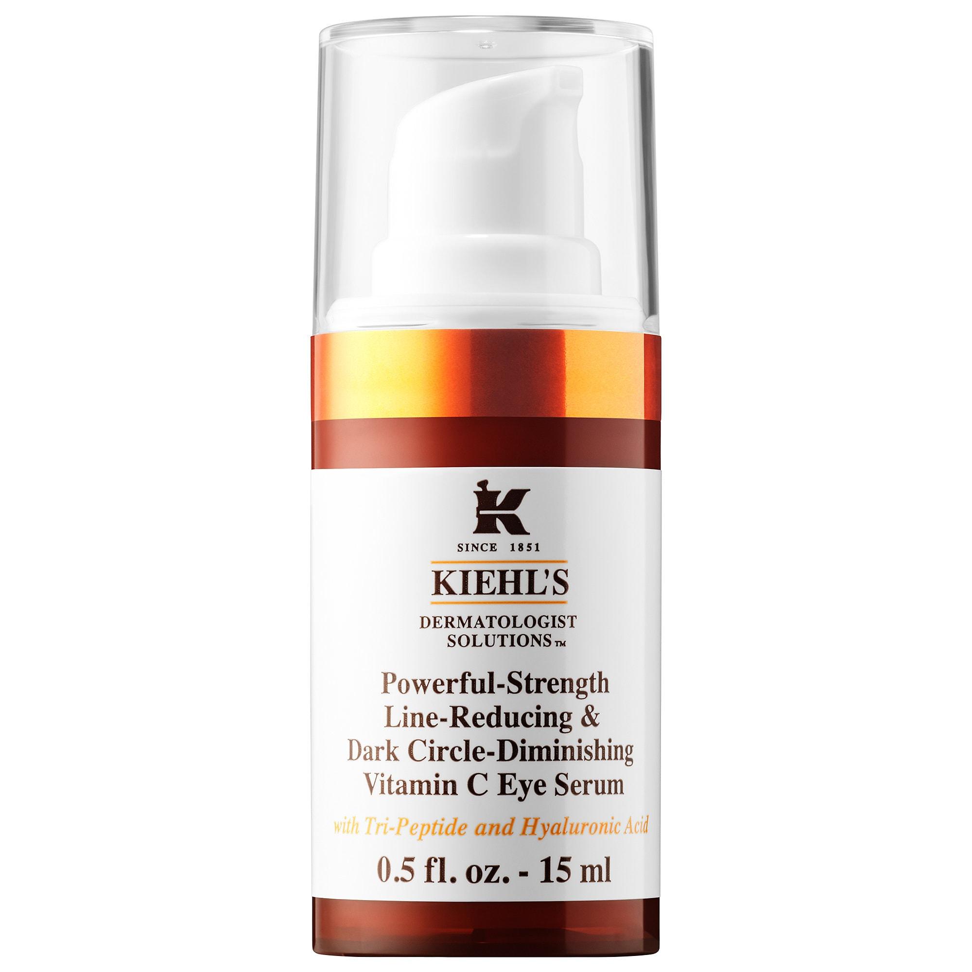 Kiehl's - Powerful-Strength Dark Circle Reducing Vitamin C Eye Serum