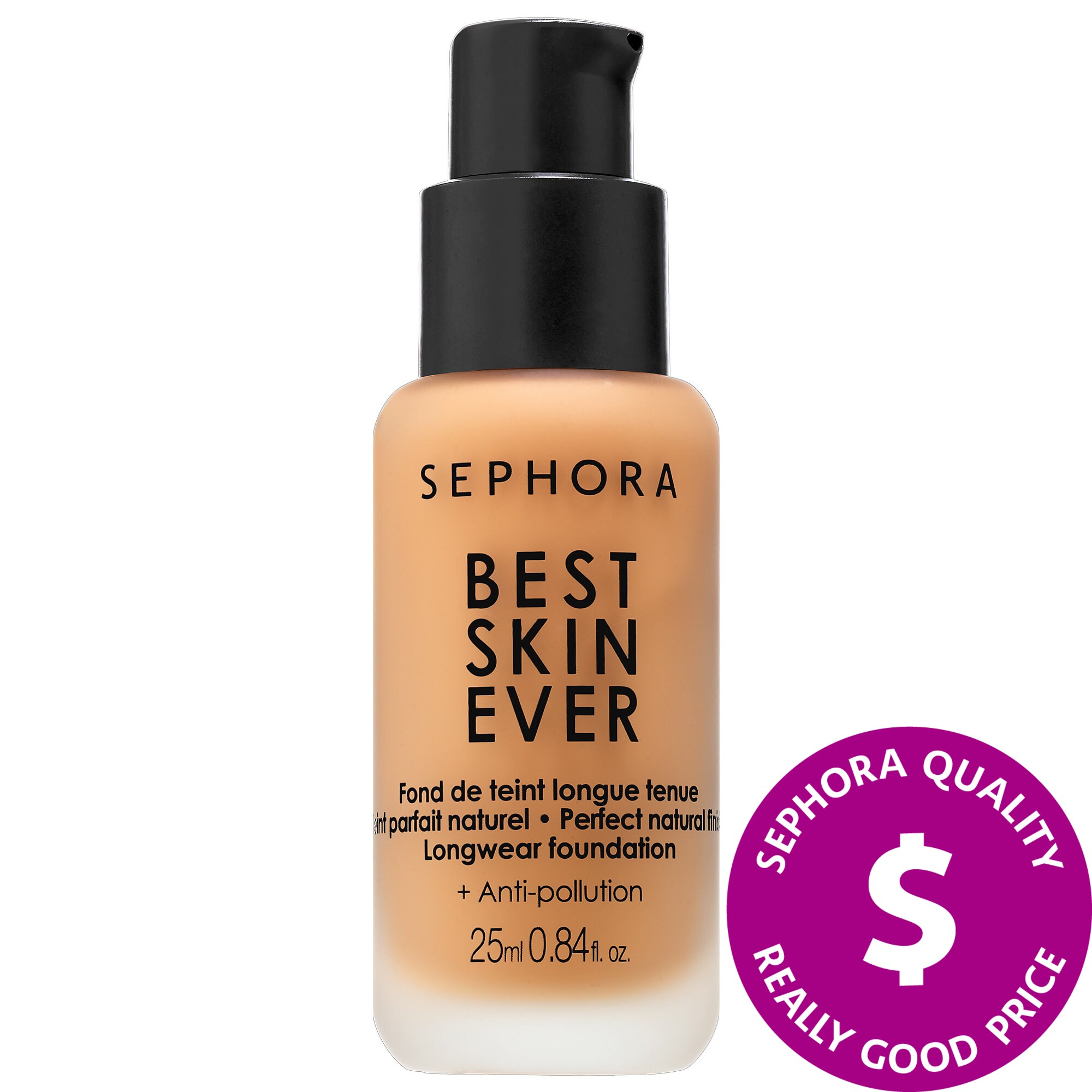 Sephora - Best Skin Ever Liquid Foundation 25.5 Y 0.84 oz/ 25 ml