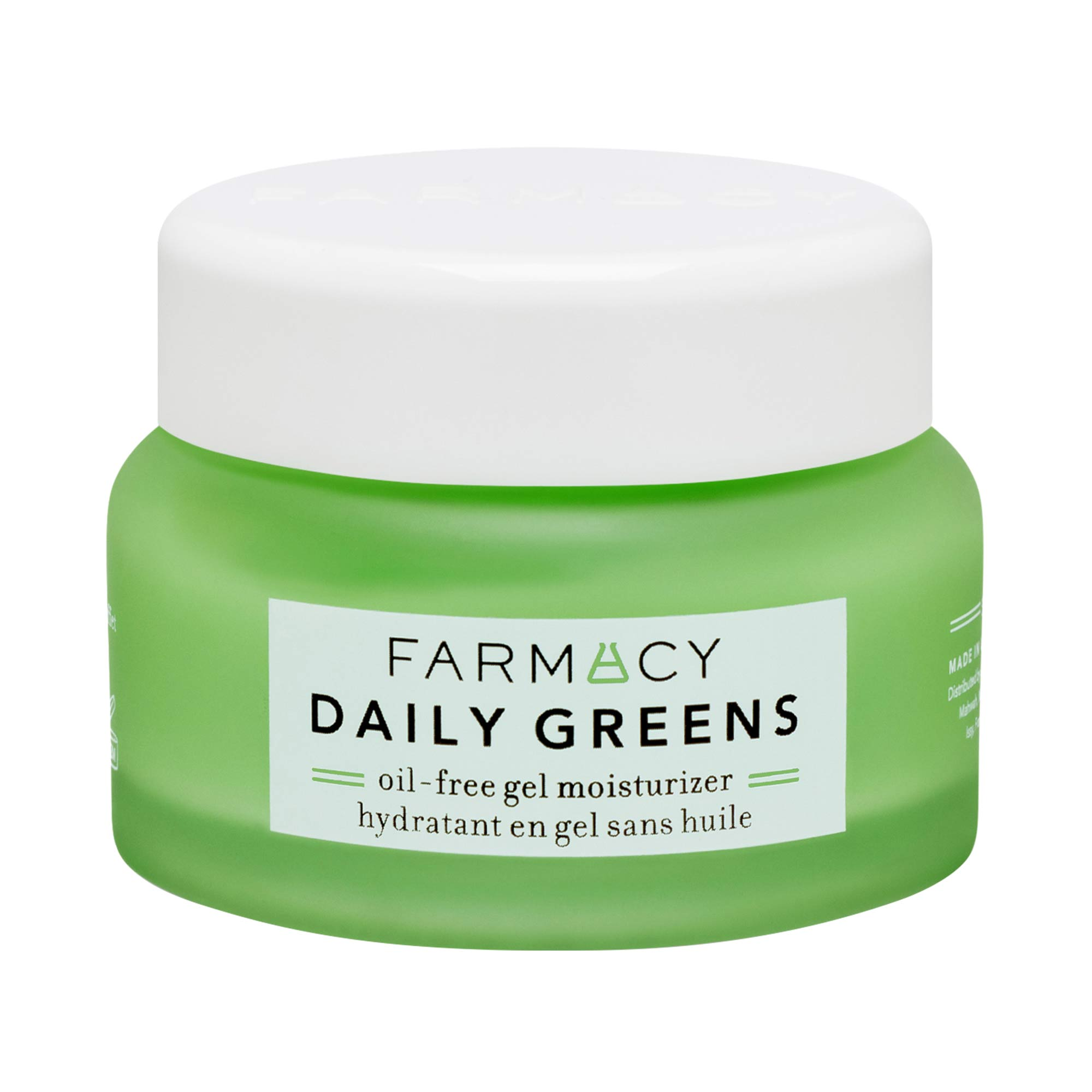 Farmacy - Daily Greens Oil-Free Gel Moisturizer with Moringa and Papaya