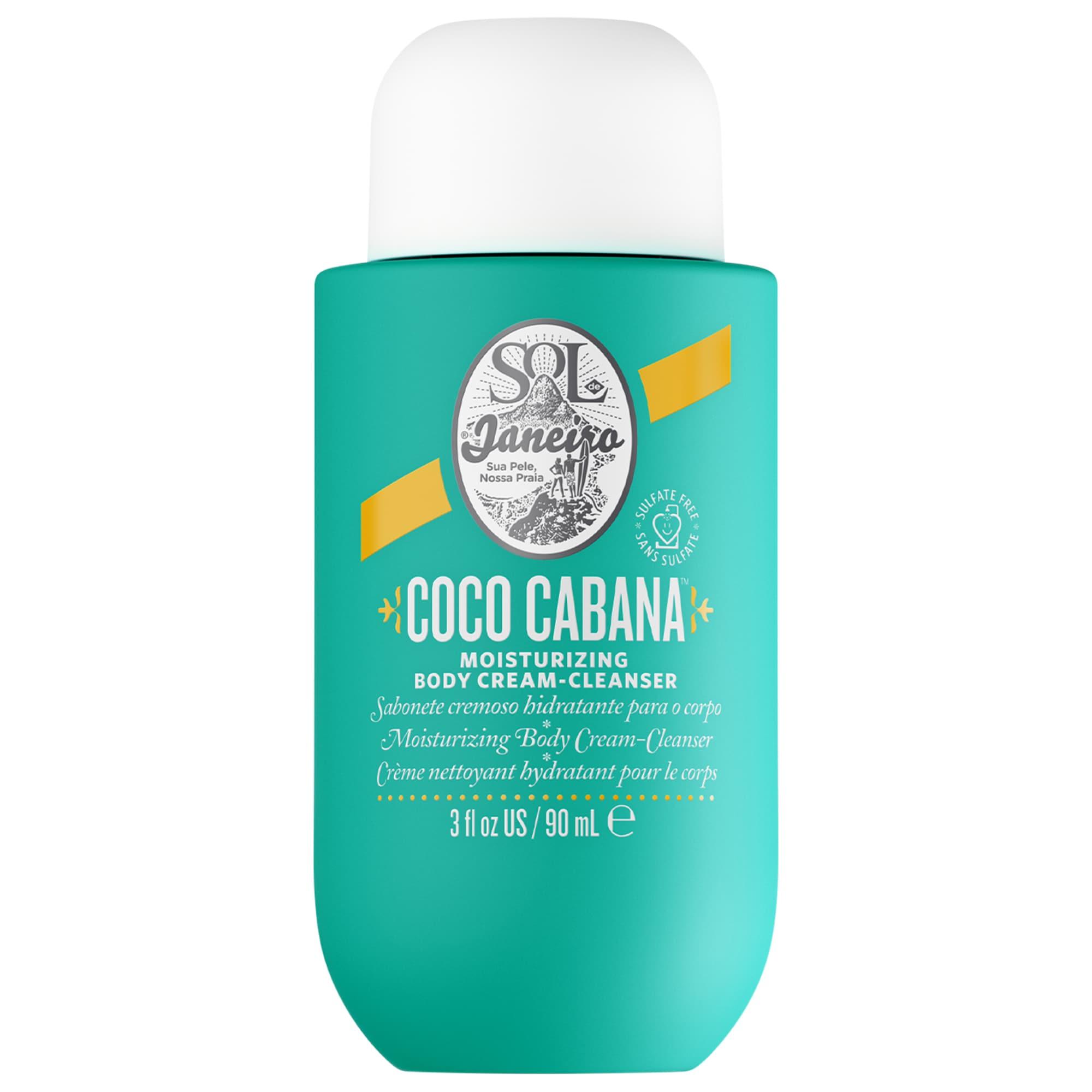 Sol De Janeiro - Coco Cabana Moisturizing Body Cream-Cleanser